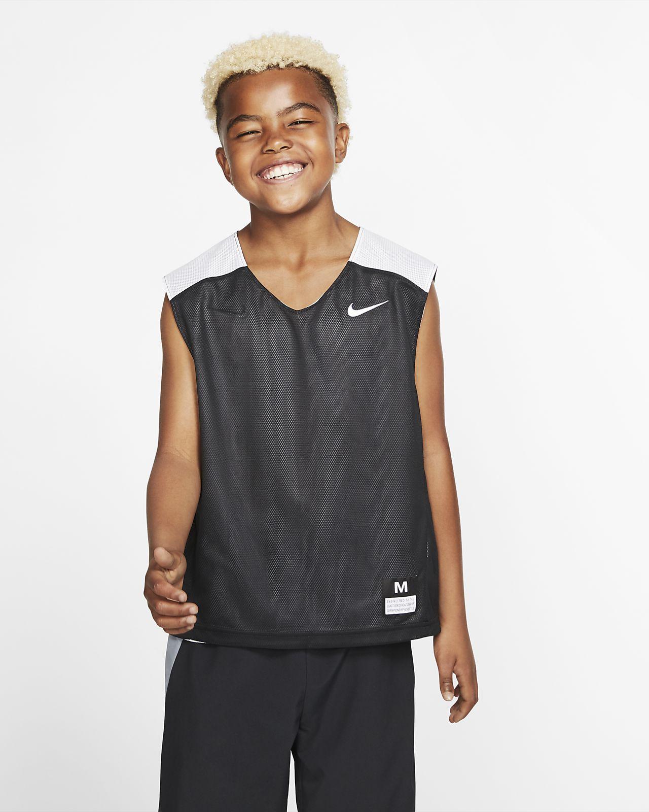0fc936b81 Nike Core Big Kids  (Boys ) Reversible Lacrosse Tank. Nike.com
