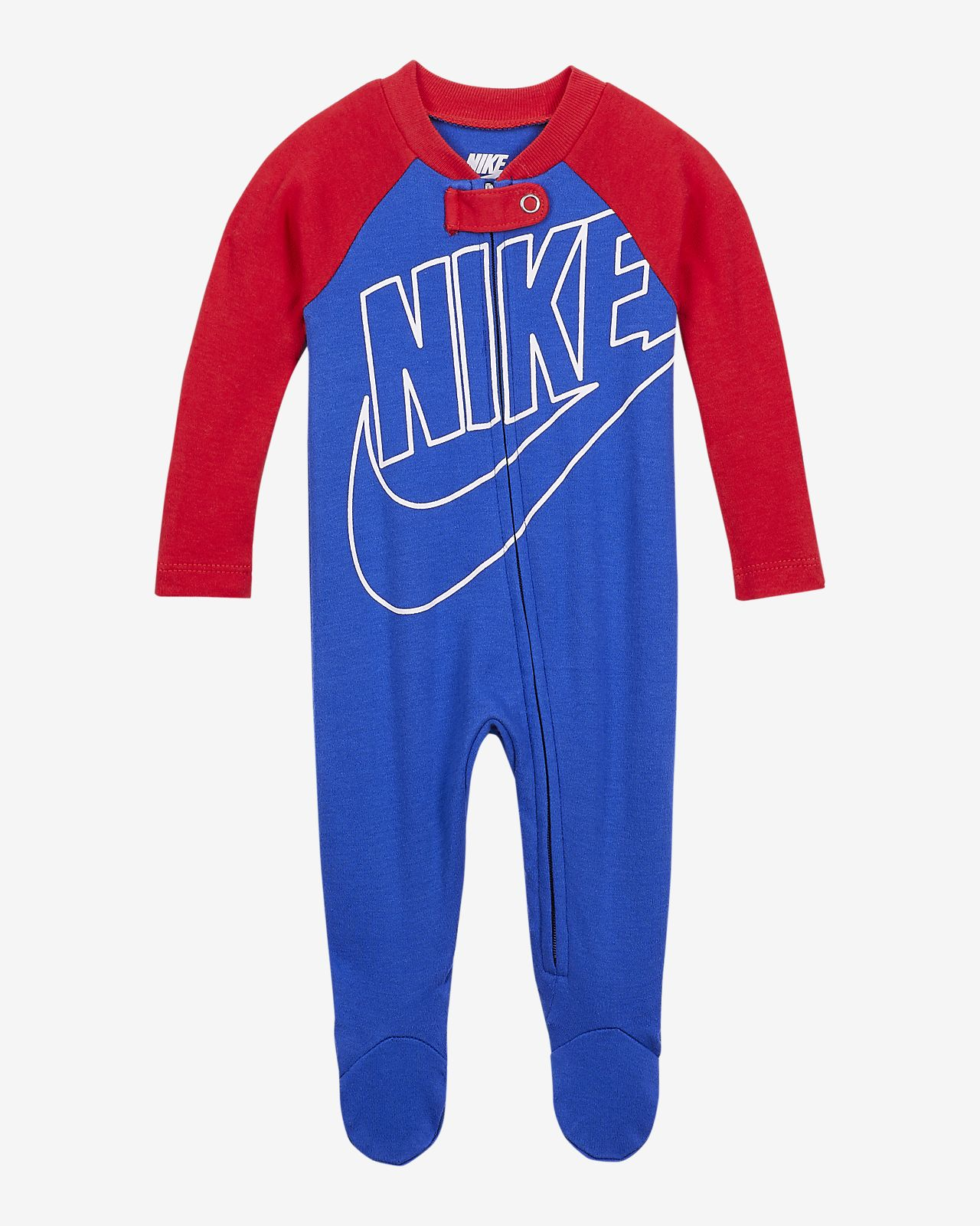 03229b00e Nike Infant Footed Coverall