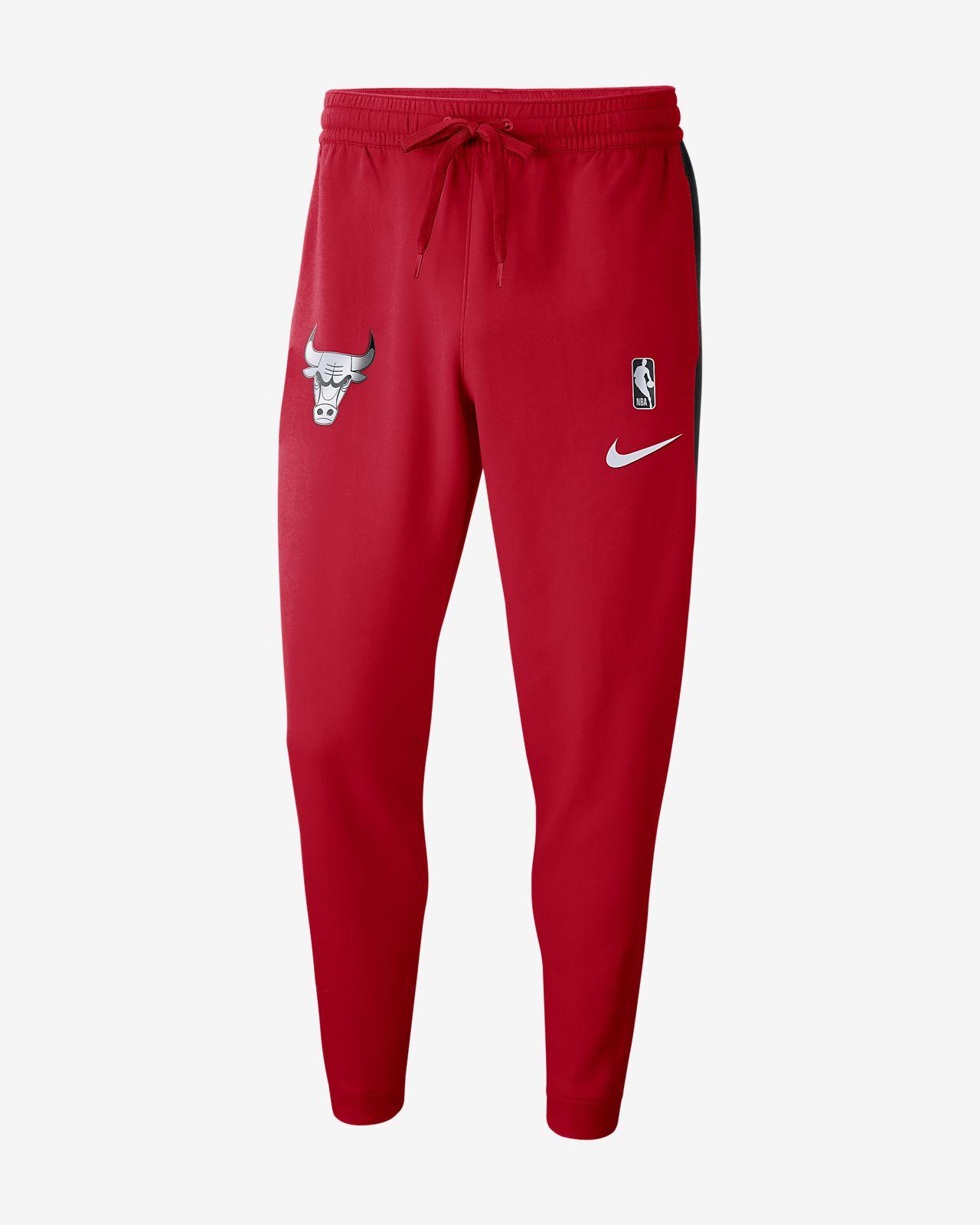 7d57a41c02ed9 Chicago Bulls Nike Dri-FIT Showtime Pantalón de la NBA - Hombre ...