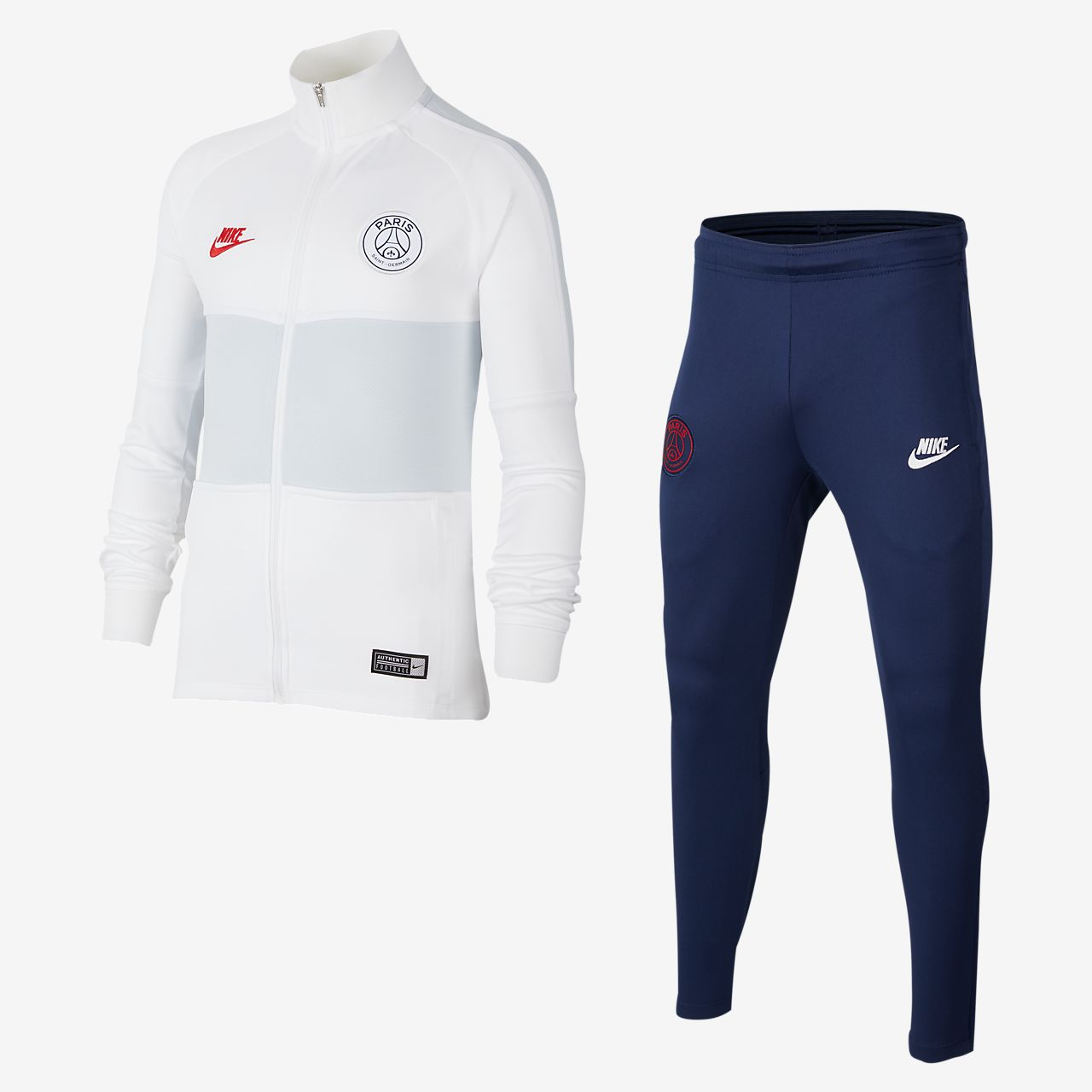Tuta da calcio Nike Dri FIT Paris Saint Germain Strike Ragazzi