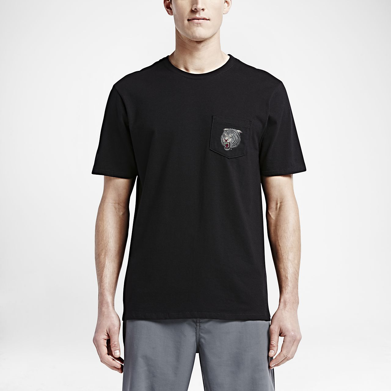 ... Hurley Habitat Pocket Men's T-Shirt