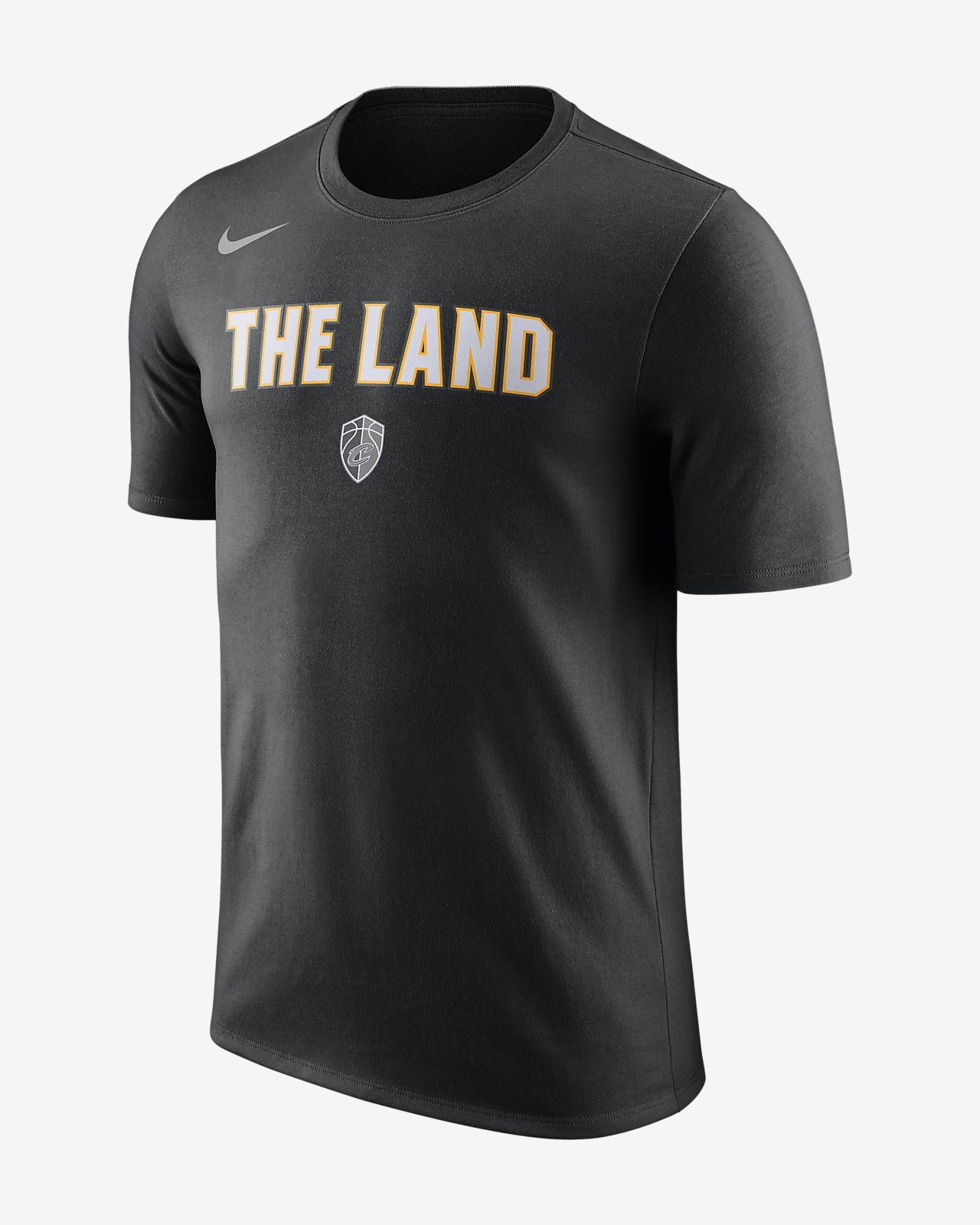 e0a4fbb6 Cleveland Cavaliers City Edition Nike Dry Men's NBA T-Shirt. Nike.com AU