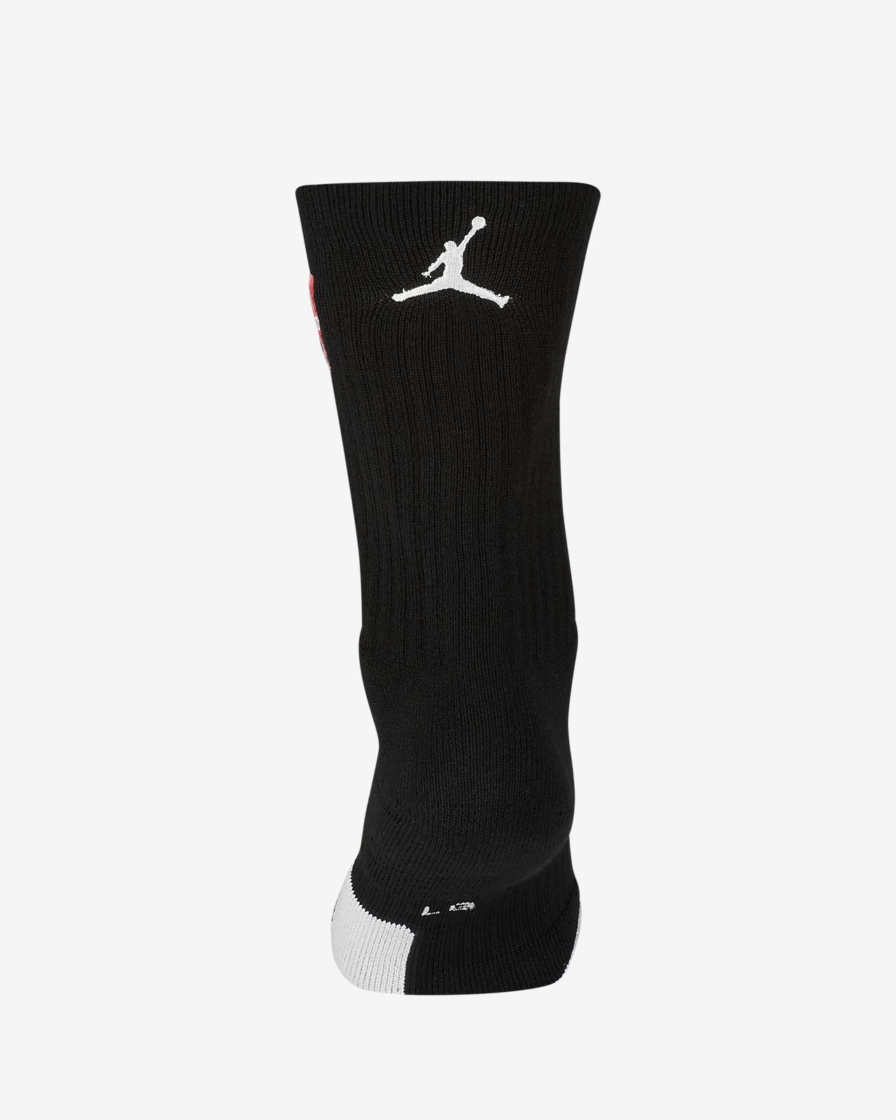 Chaussettes mi mollet Jordan NBA. Nike BE