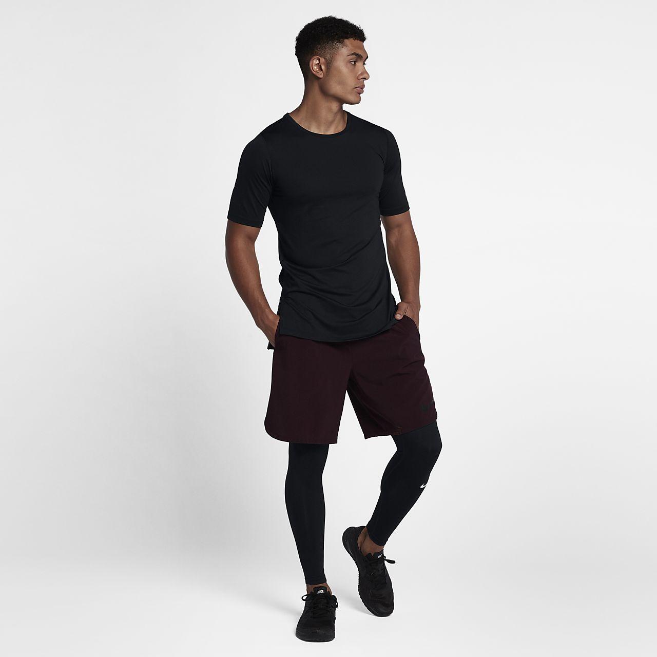 c0275072158 Nike Dri-FIT Men's Utility Short-Sleeve Training Top. Nike.com IE
