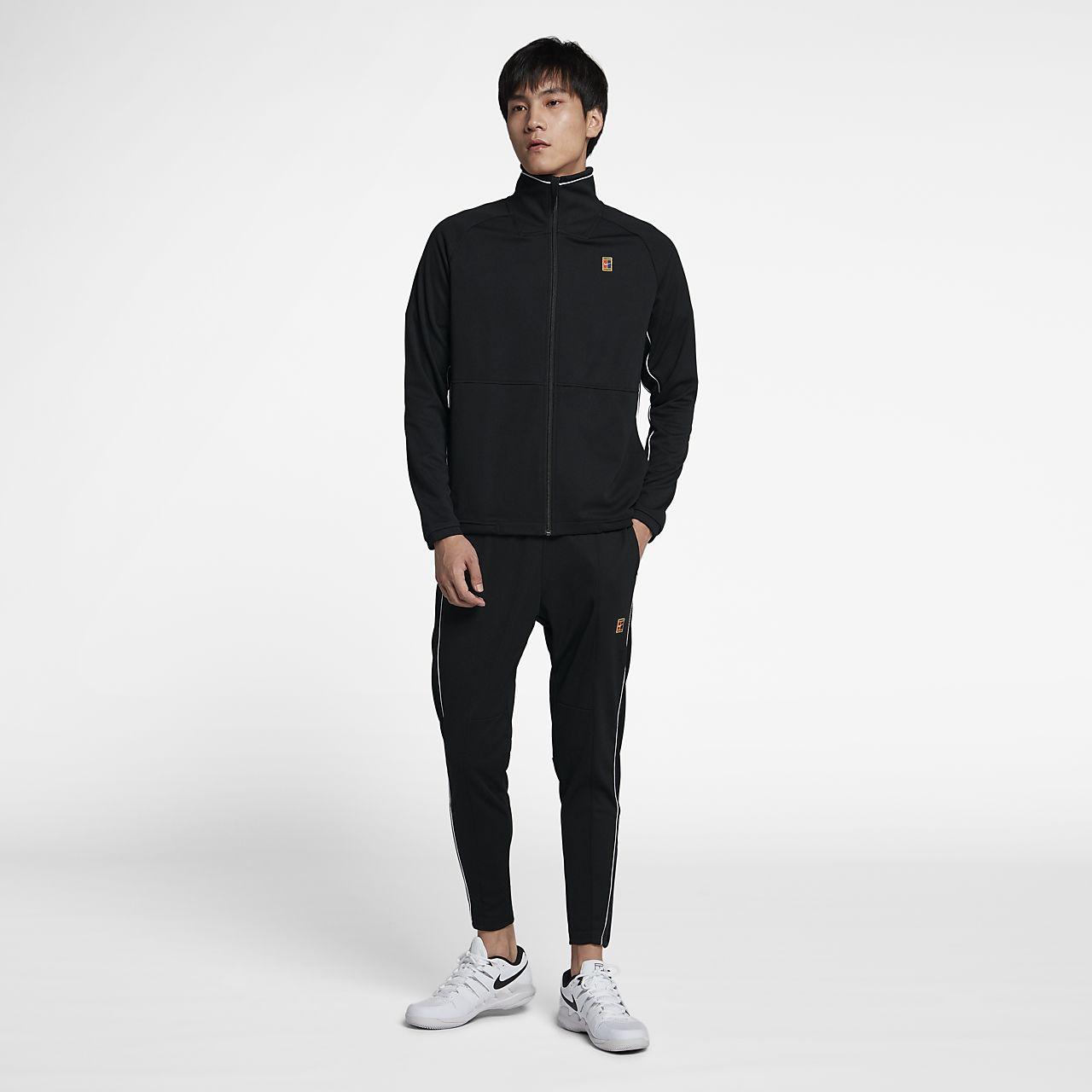 Męski dres do tenisa NikeCourt