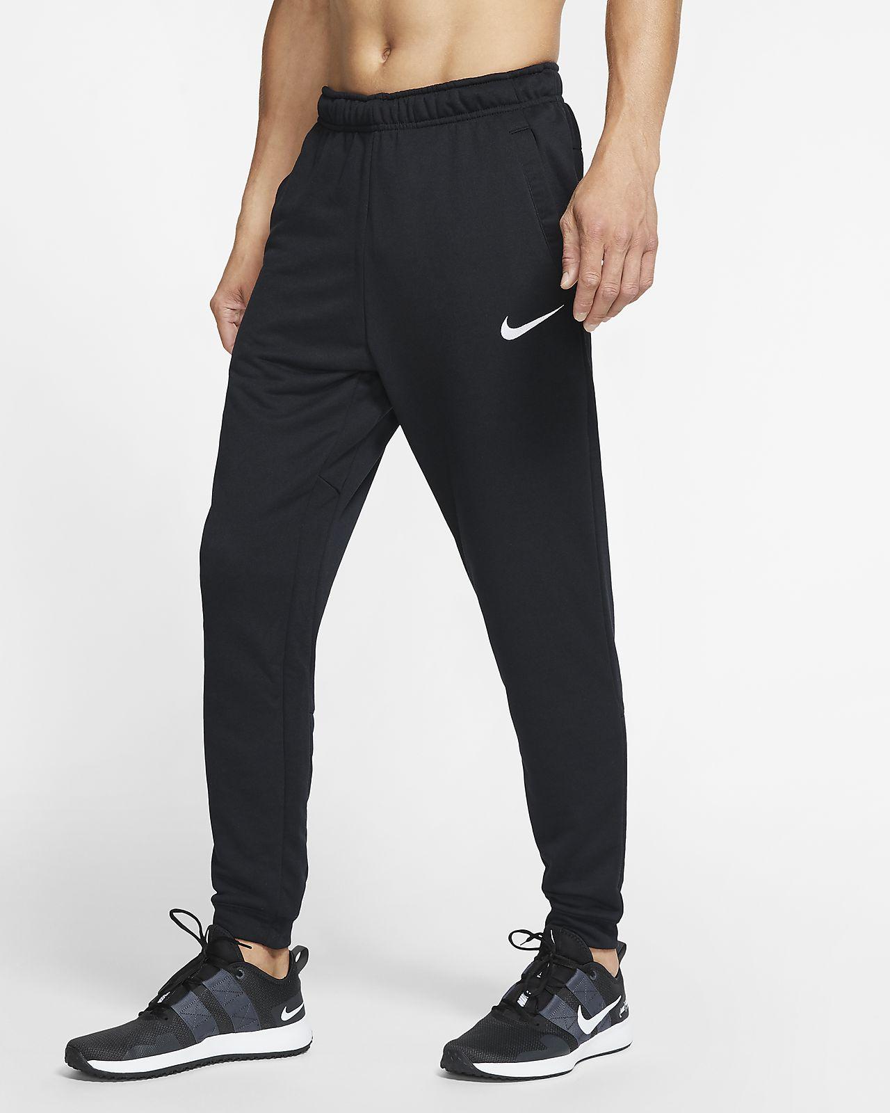 fashion best website clearance sale Nike Dri-FIT schmal zulaufende Fleece-Trainingshose für Herren