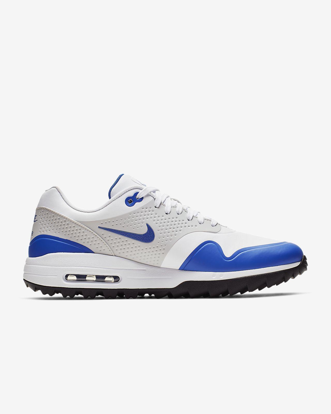 Online Shop Herren Nike Infant Air Max 1 weiß Gym blau