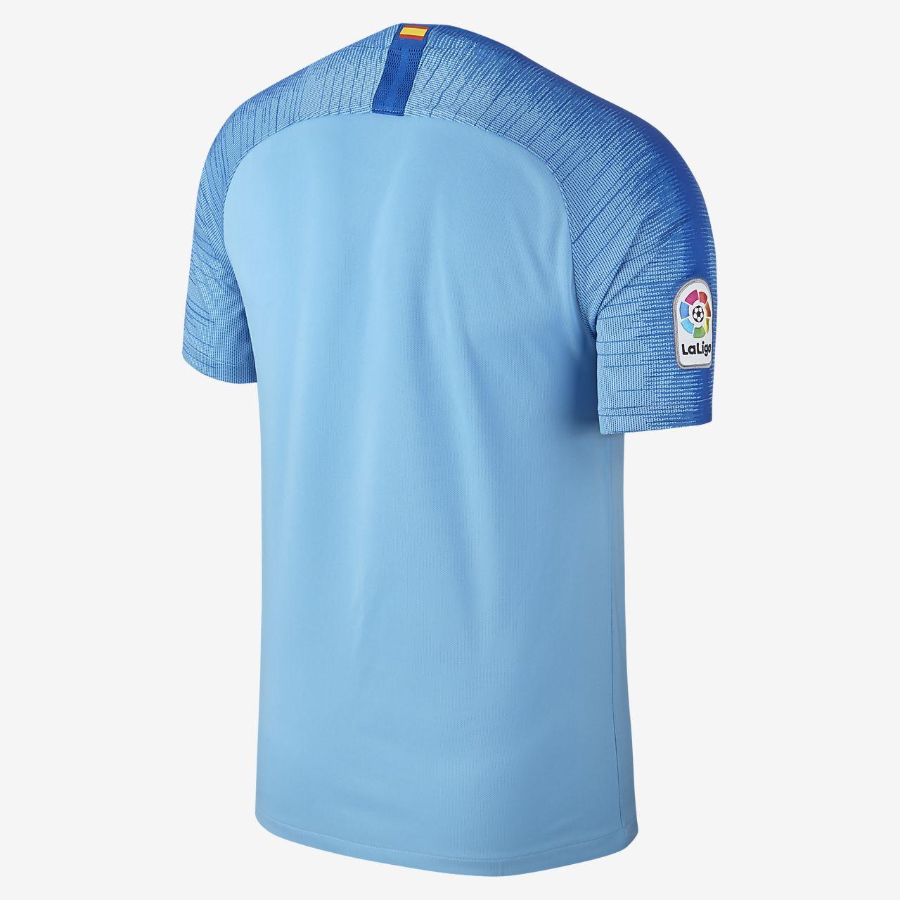 3bc840e96939a ... Camiseta de fútbol para hombre de visita Stadium del Atlético de Madrid  2018 19