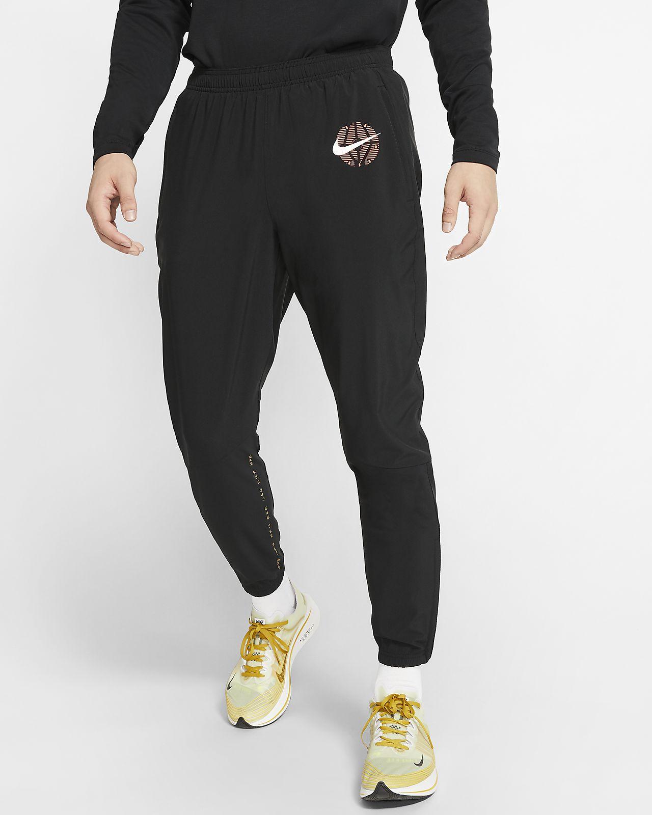 Pánské tkané běžecké kalhoty Nike NYC