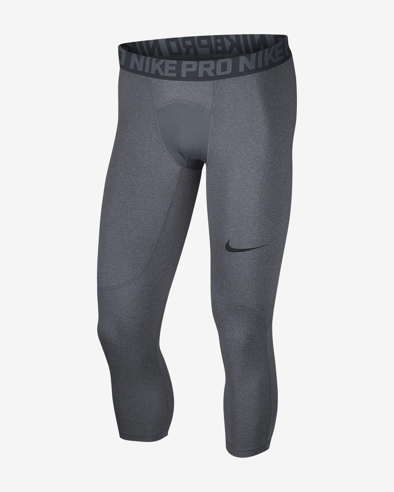 Nike Pro Men's 3/4 Training Tights