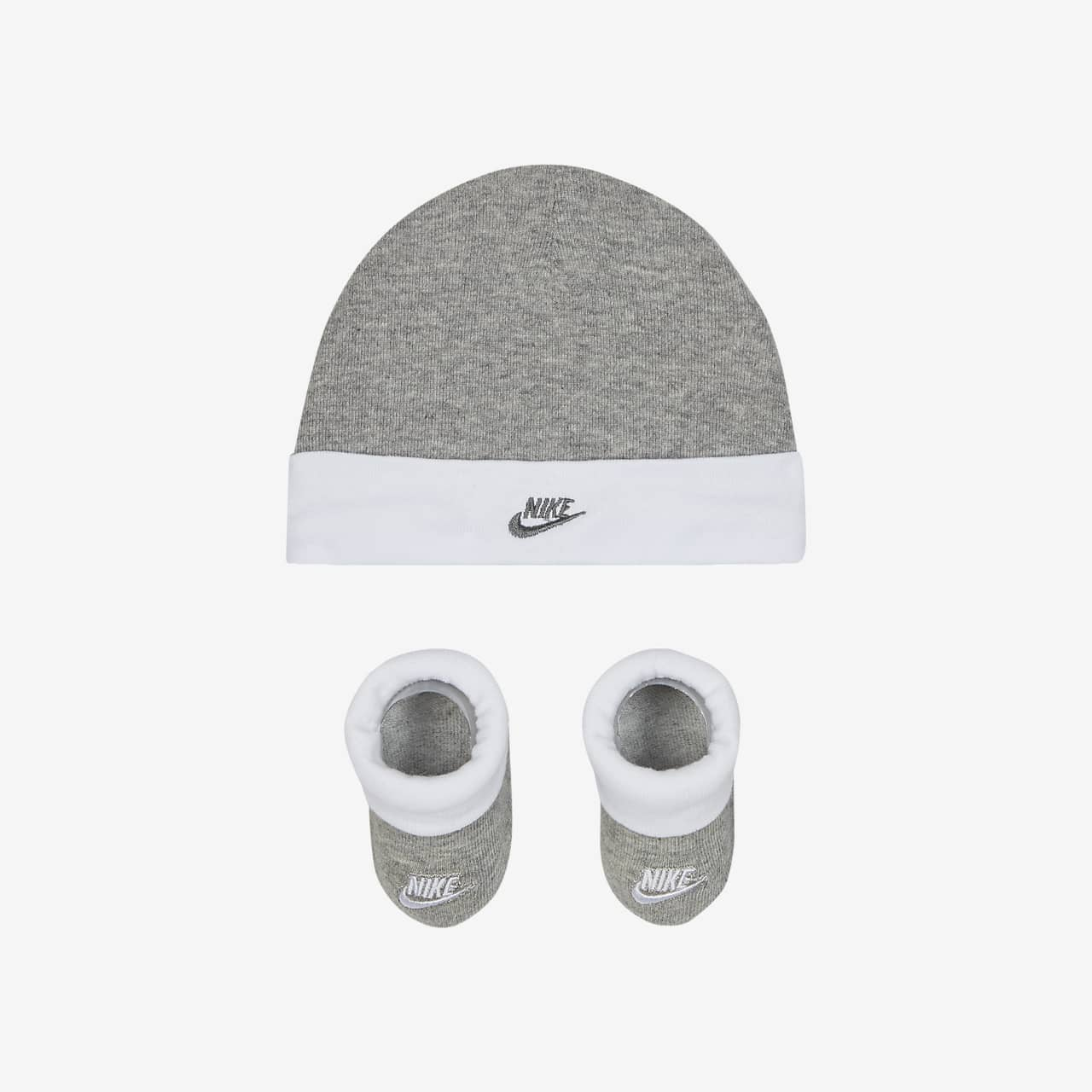 Nike Sportswear Baby Hat and Booties