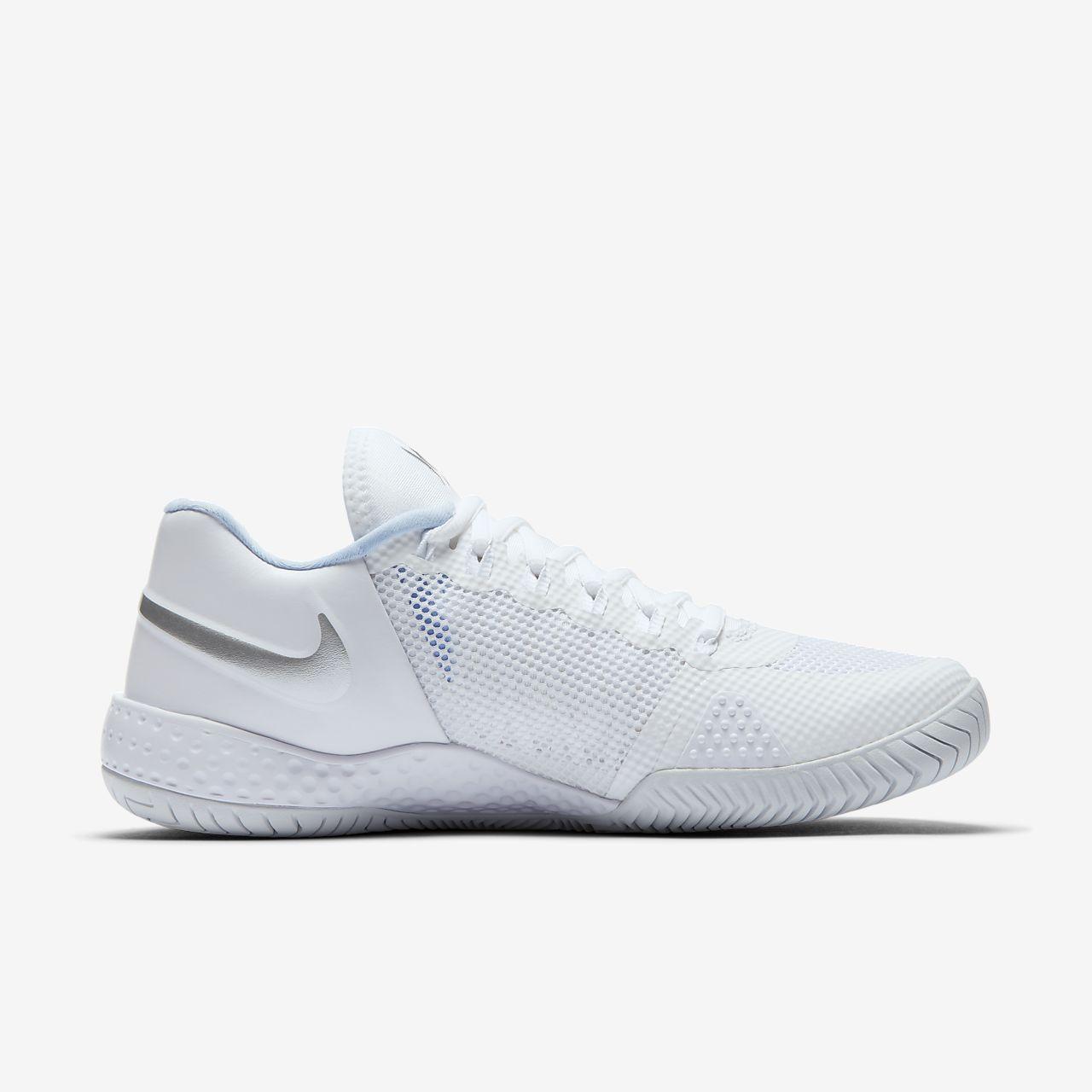 Femme De Pour Tennis Flare Chaussure Dure Nikecourt Surface 2 cTF1JKul3