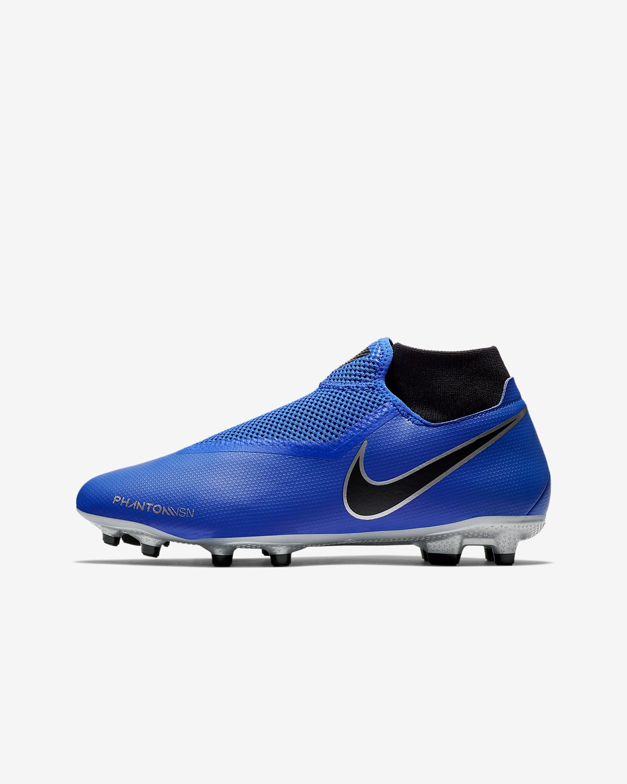 Nike PhantomVSN Academy Dynamic Fit MG Botas de fútbol para múltiples  superficies 3fc81850fe17f