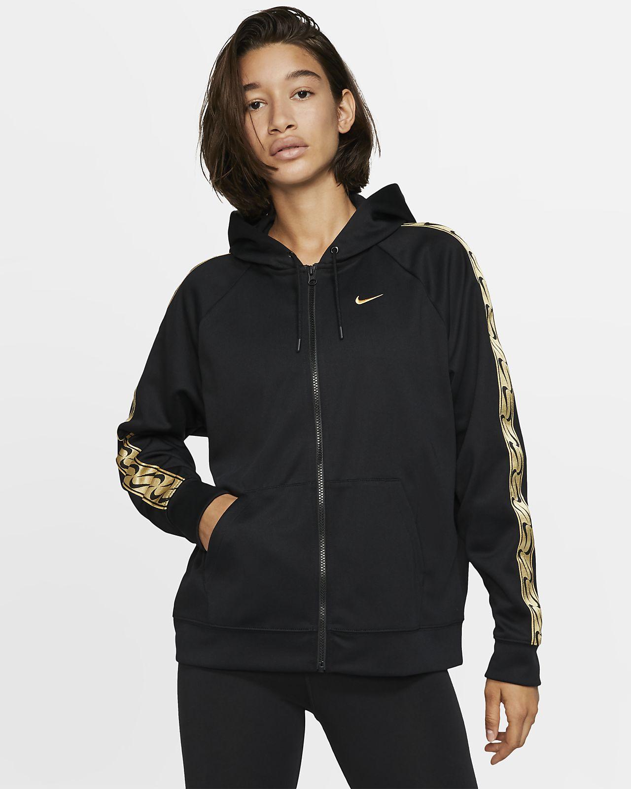 Nike Sportswear Women's Logo Full-Zip Hoodie