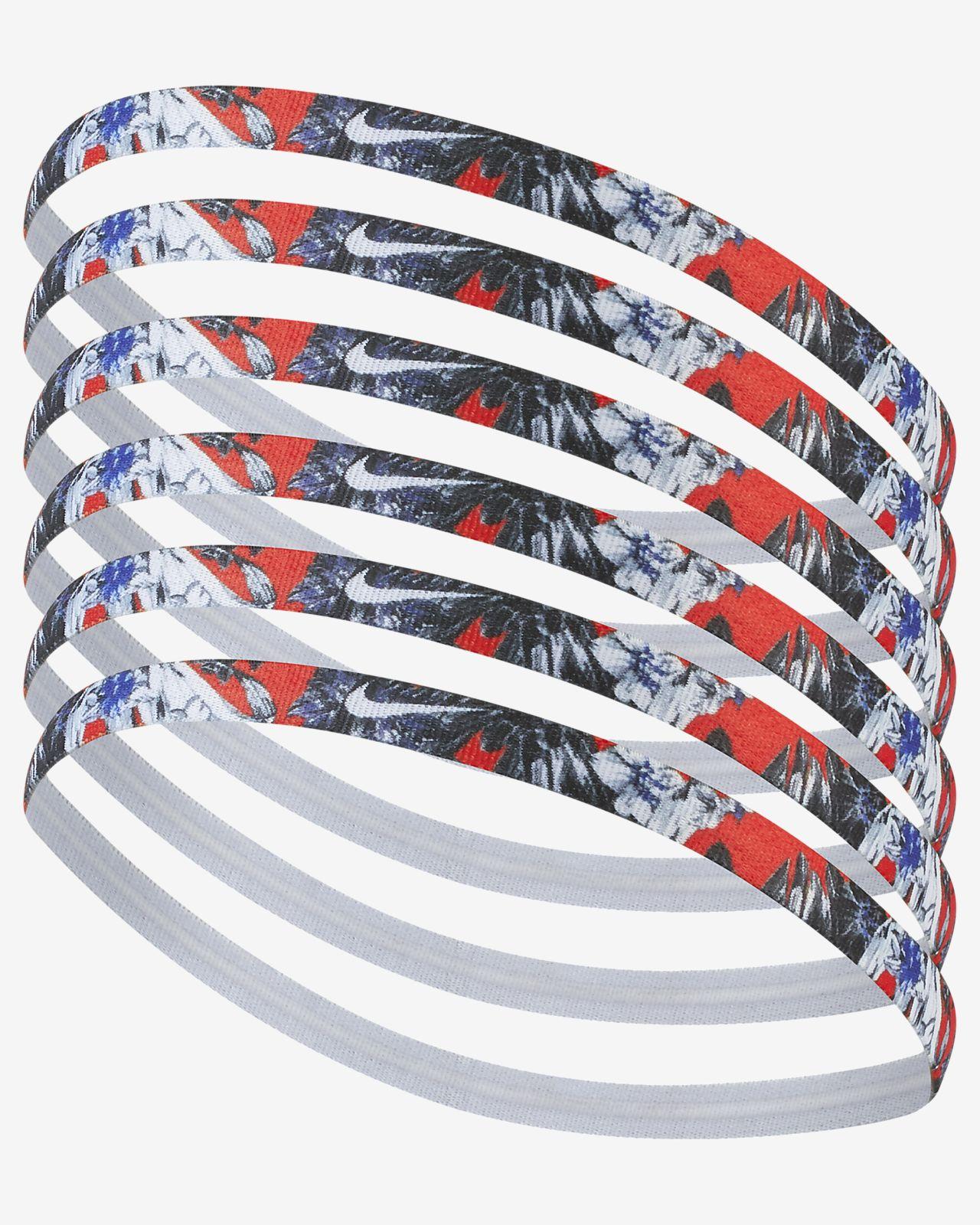 Pannband Nike Printed (6-pack)