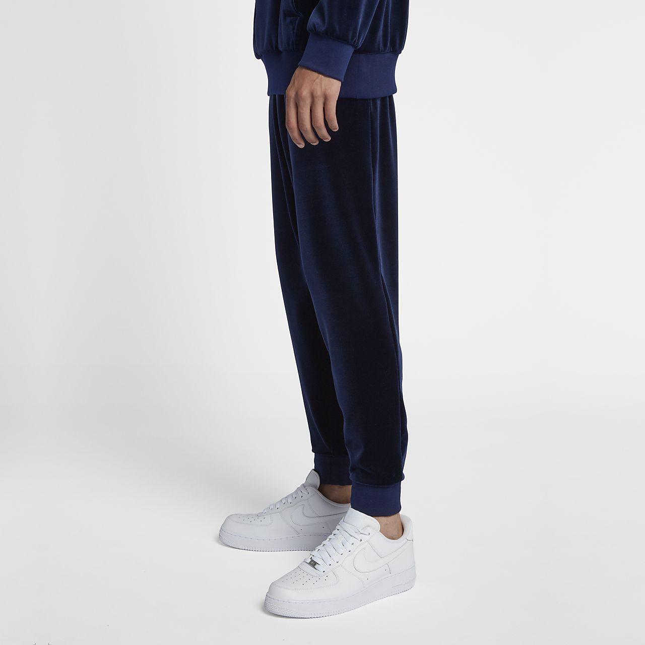 572a2e93f39a Low Resolution Nike Sportswear Men s Velour Trousers Nike Sportswear Men s  Velour Trousers
