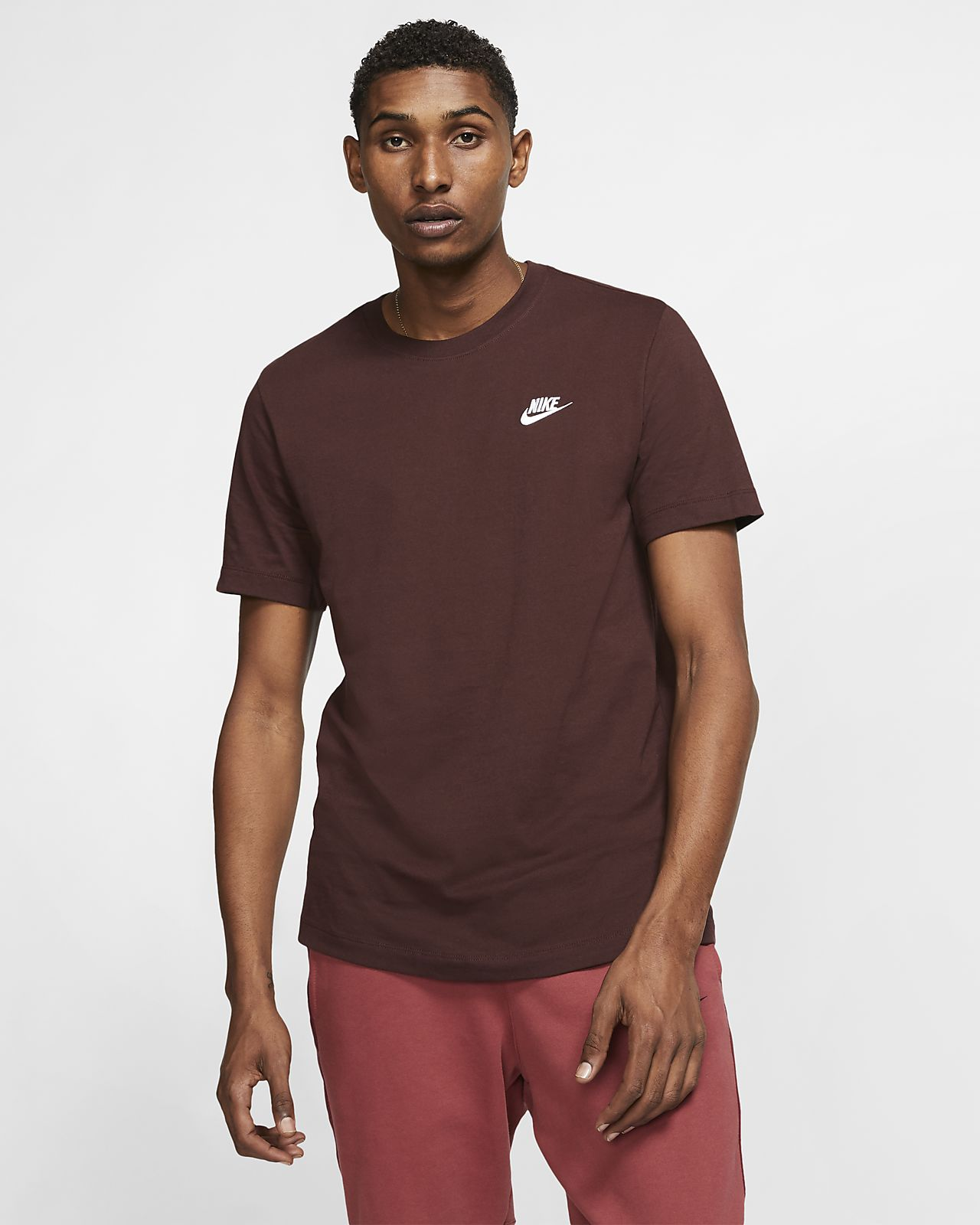 T-shirt męski Nike Sportswear Club