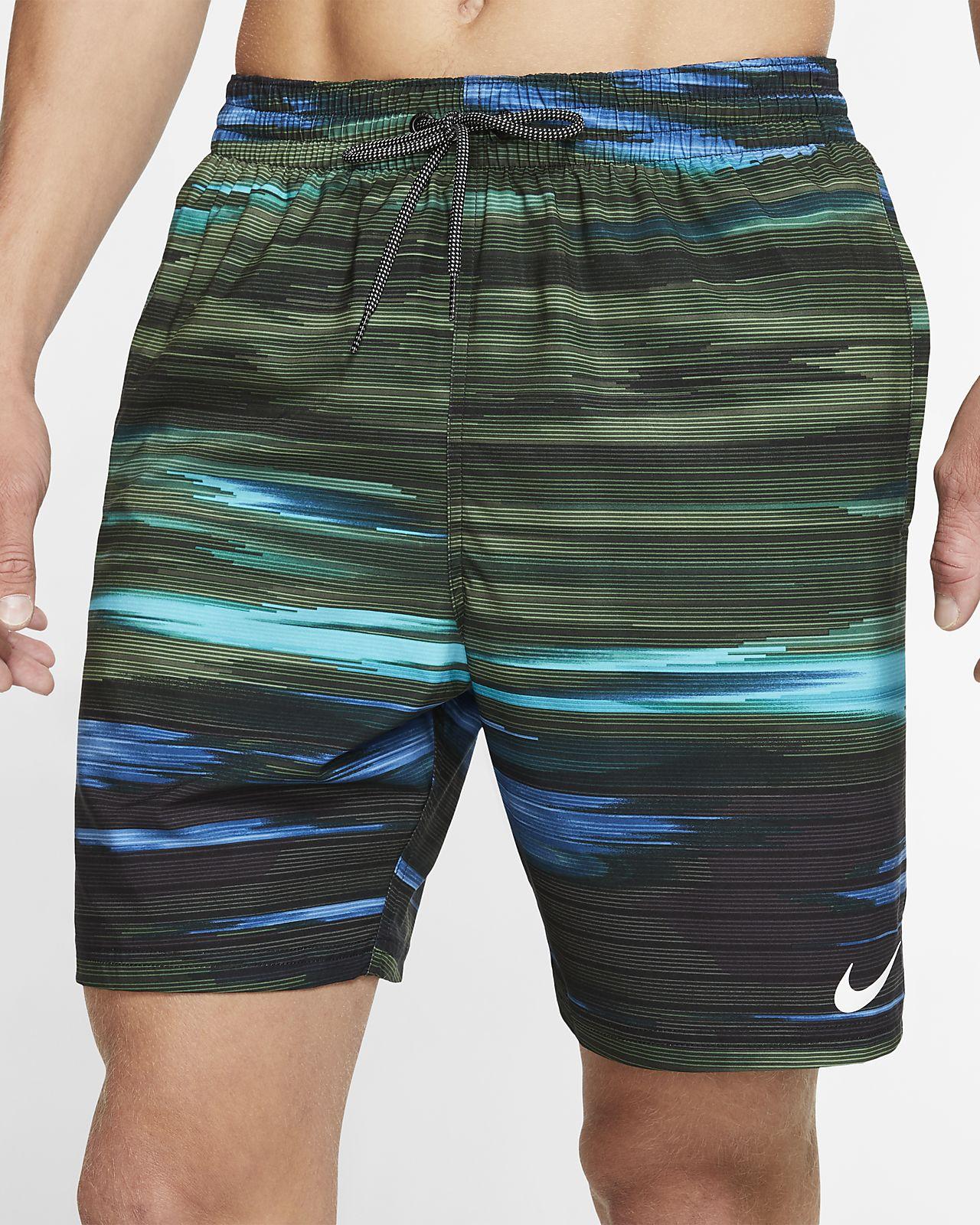 """Nike Sky Stripe Vital Men's 7"""" Swim Shorts"""