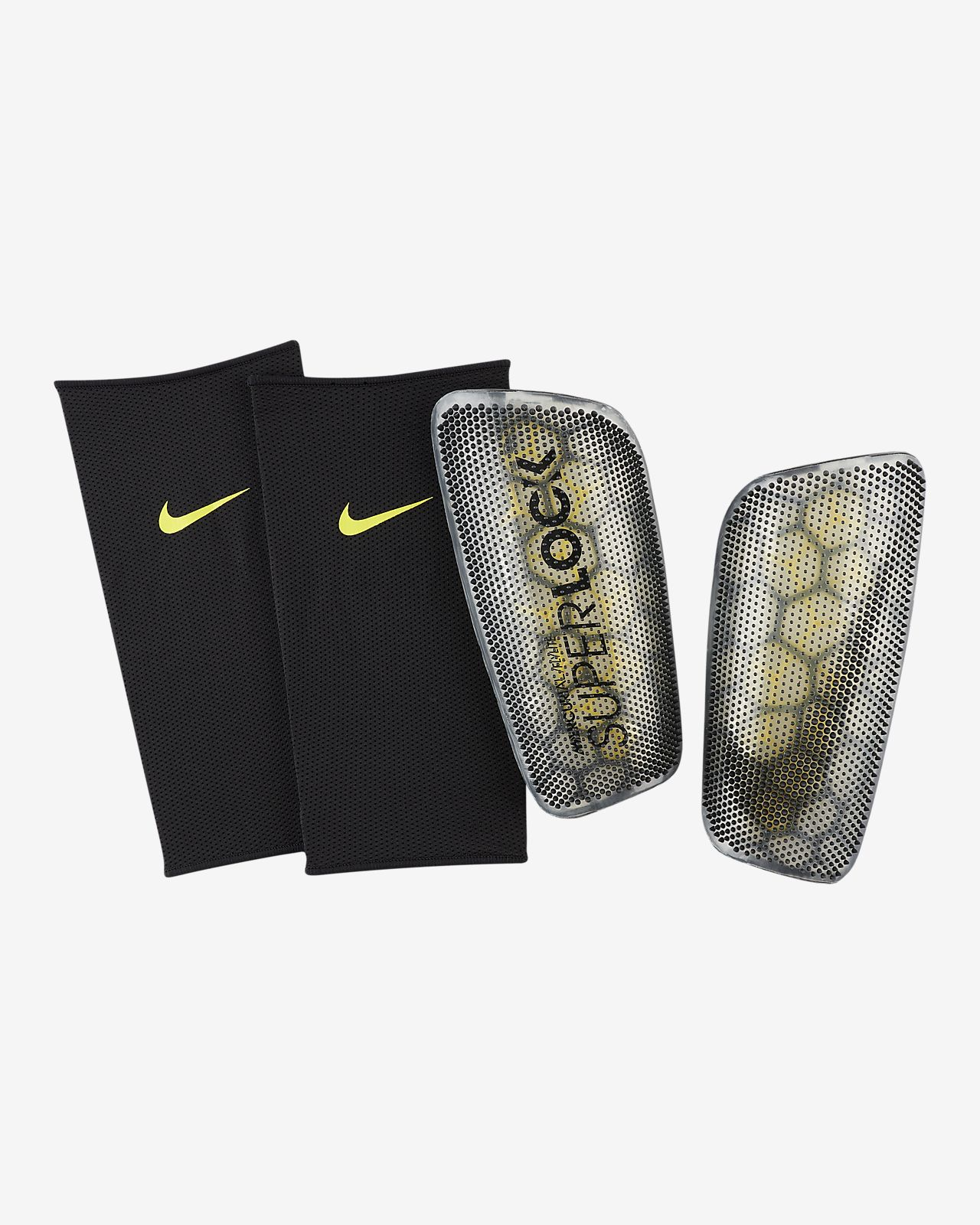 new appearance buy online later Nike Mercurial Flylite SuperLock Shinguards