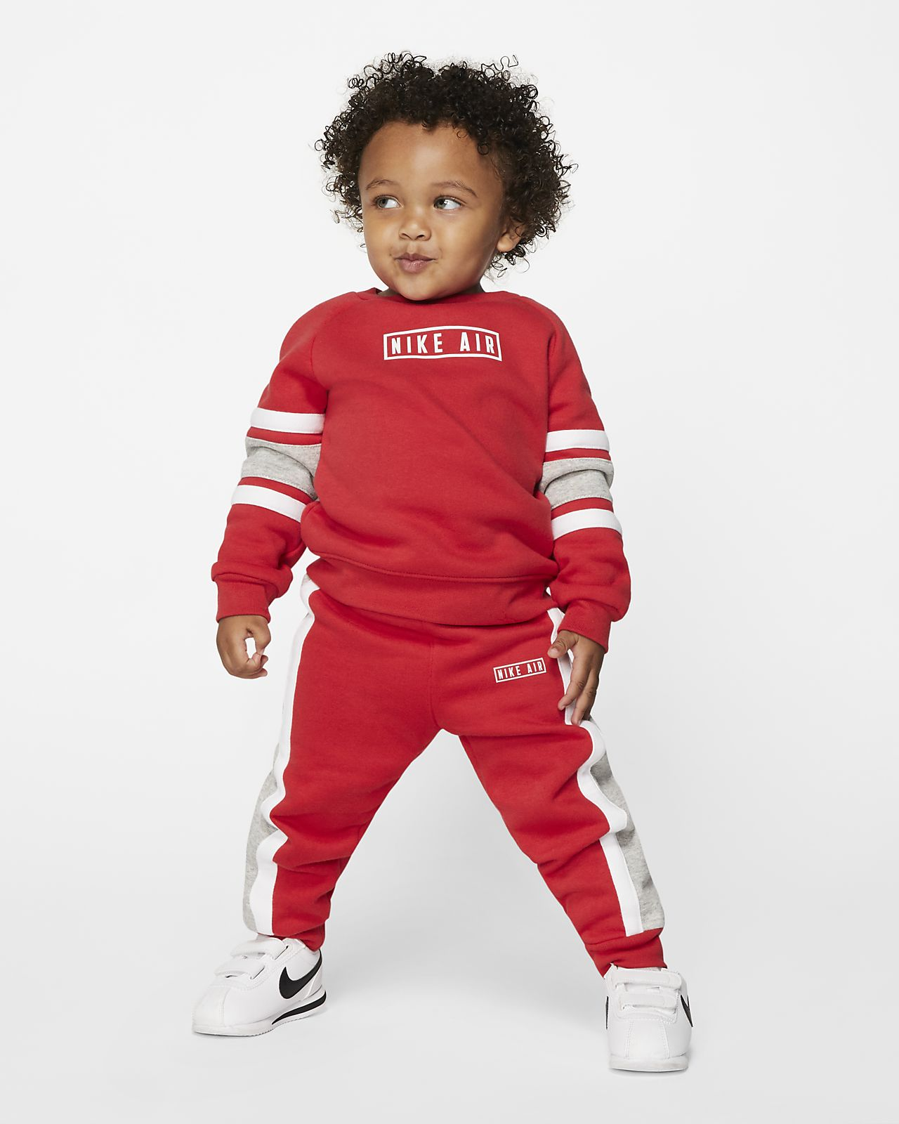Nike Air Baby Crew And Joggers 2 Piece Set