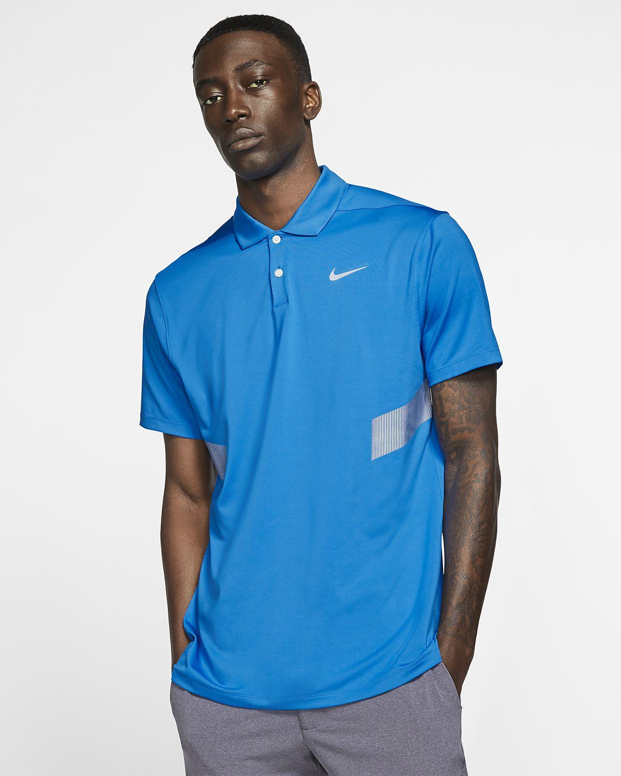 Męska koszulka polo do golfa Nike Dri-FIT Vapor