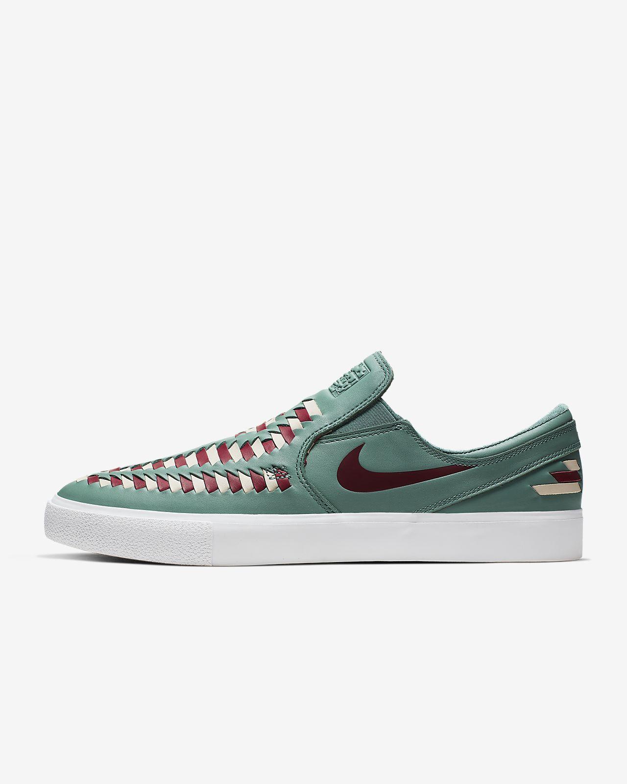 Nike Zoom Janoski Slip RM Crafted男/女滑板鞋