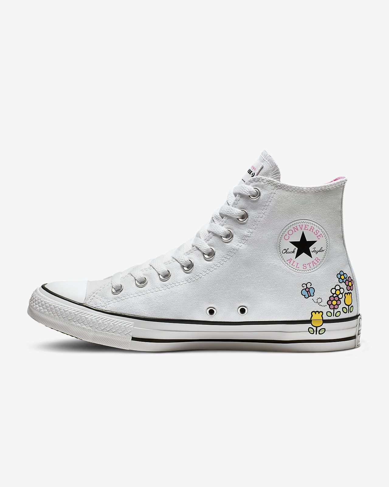 Converse x Hello Kitty Chuck Taylor All Star High Top Unisex Shoe