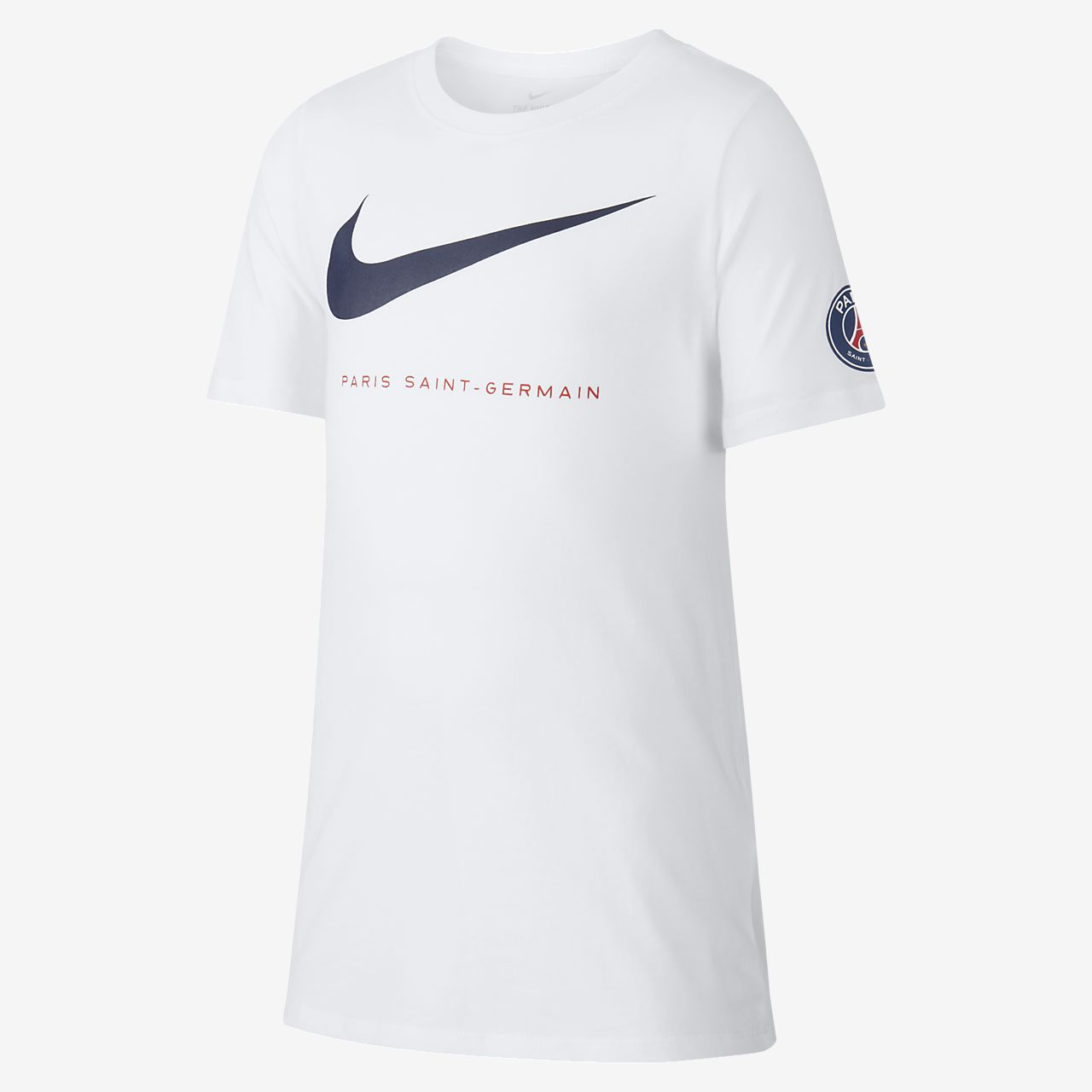 Playera para niño talla grande Paris Saint-Germain