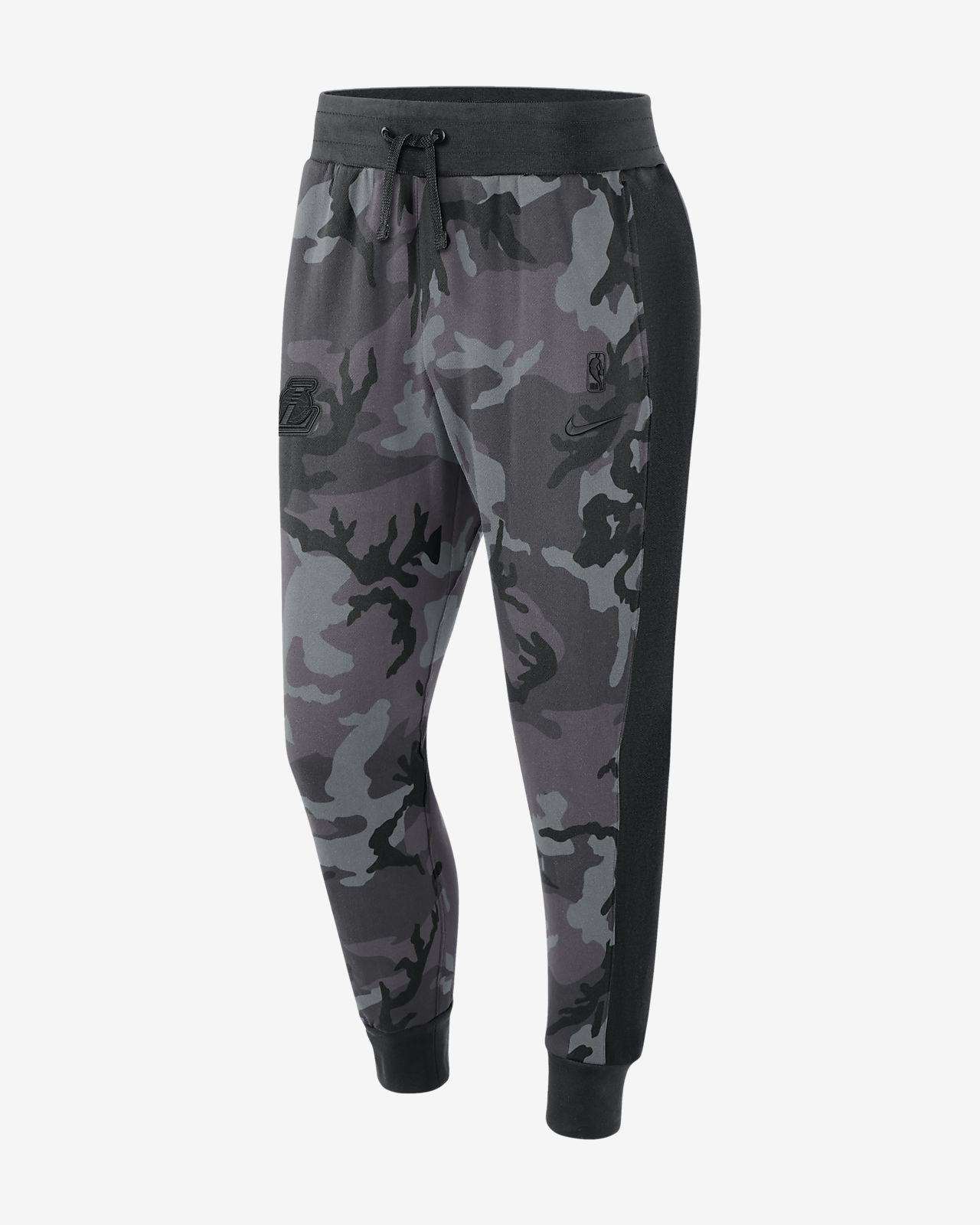 Pantalones de la NBA para hombre Los Angeles Lakers Nike