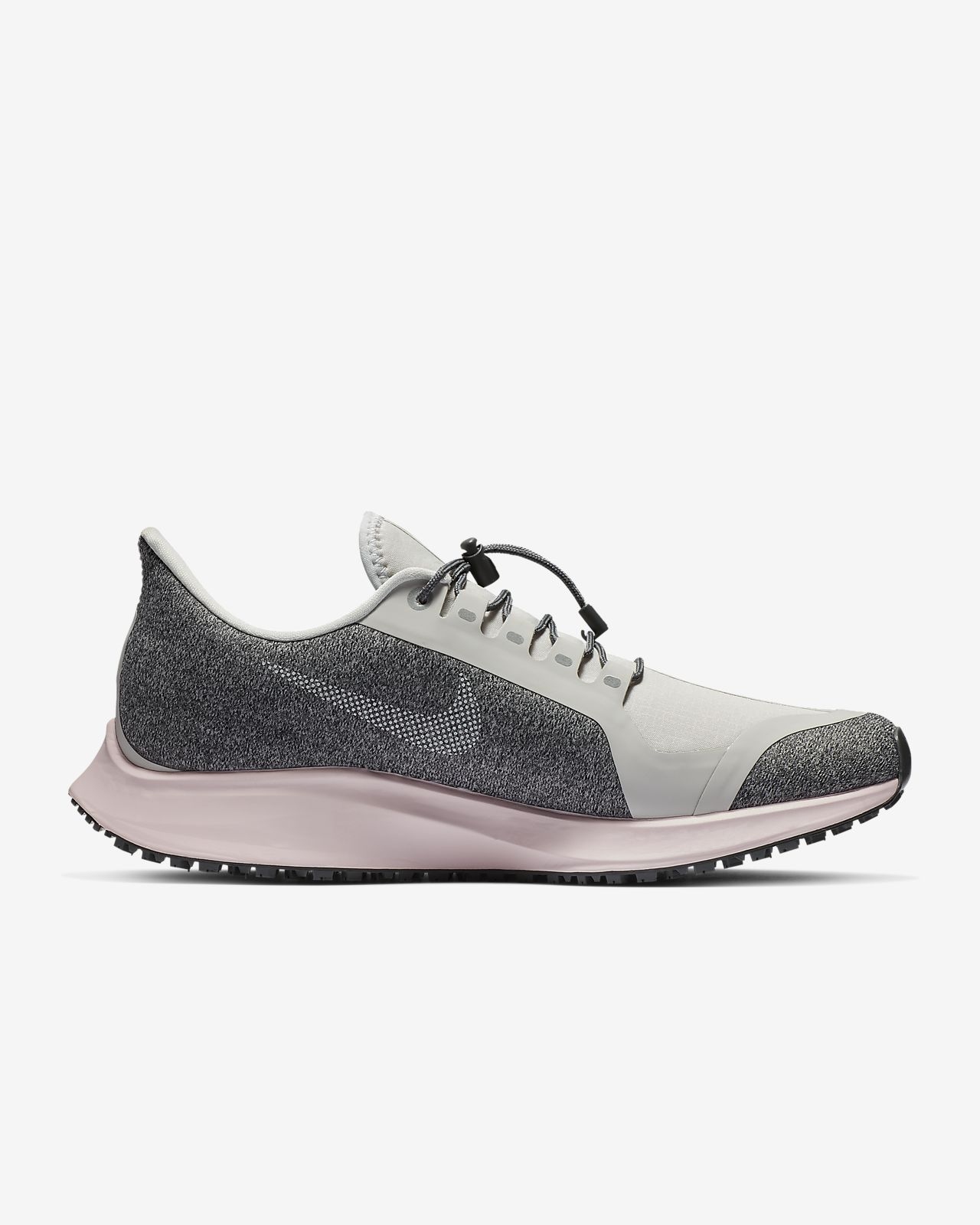 f63cad9ce27f Nike Air Zoom Pegasus 35 Shield Water-Repellent Women s Running Shoe ...