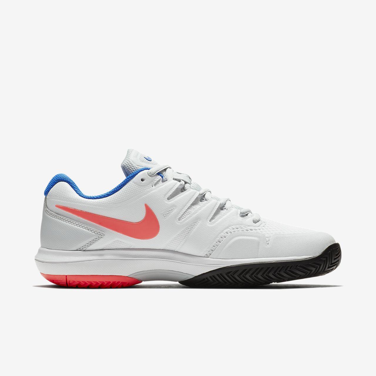 Nike Chaussure de tennis Air Zoom Prestige HC pour Femme Payer Avec Paypal En Ligne Vente En Gros Le Meilleur Exclusif À Vendre St8CQ70lw