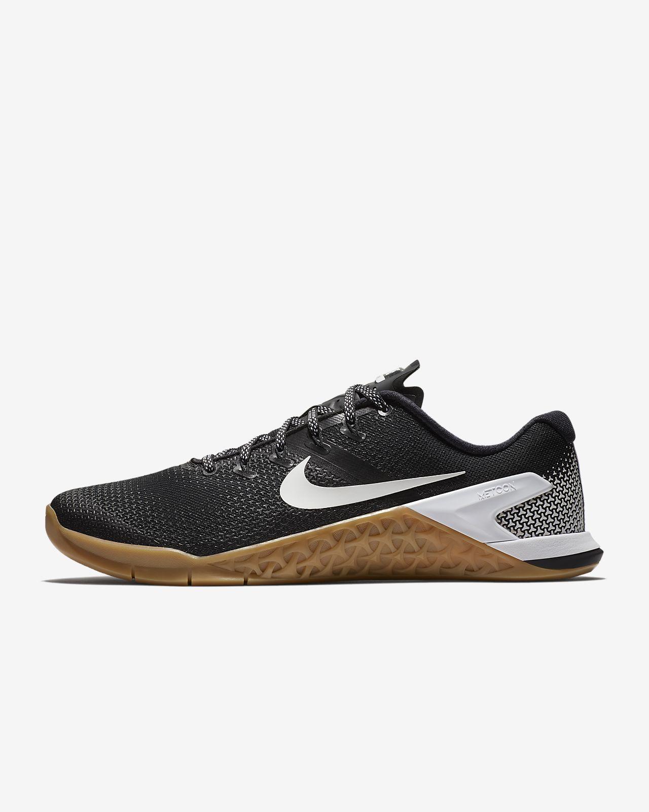 Nike Metcon 4 Men's Cross TrainingWeightlifting Shoe