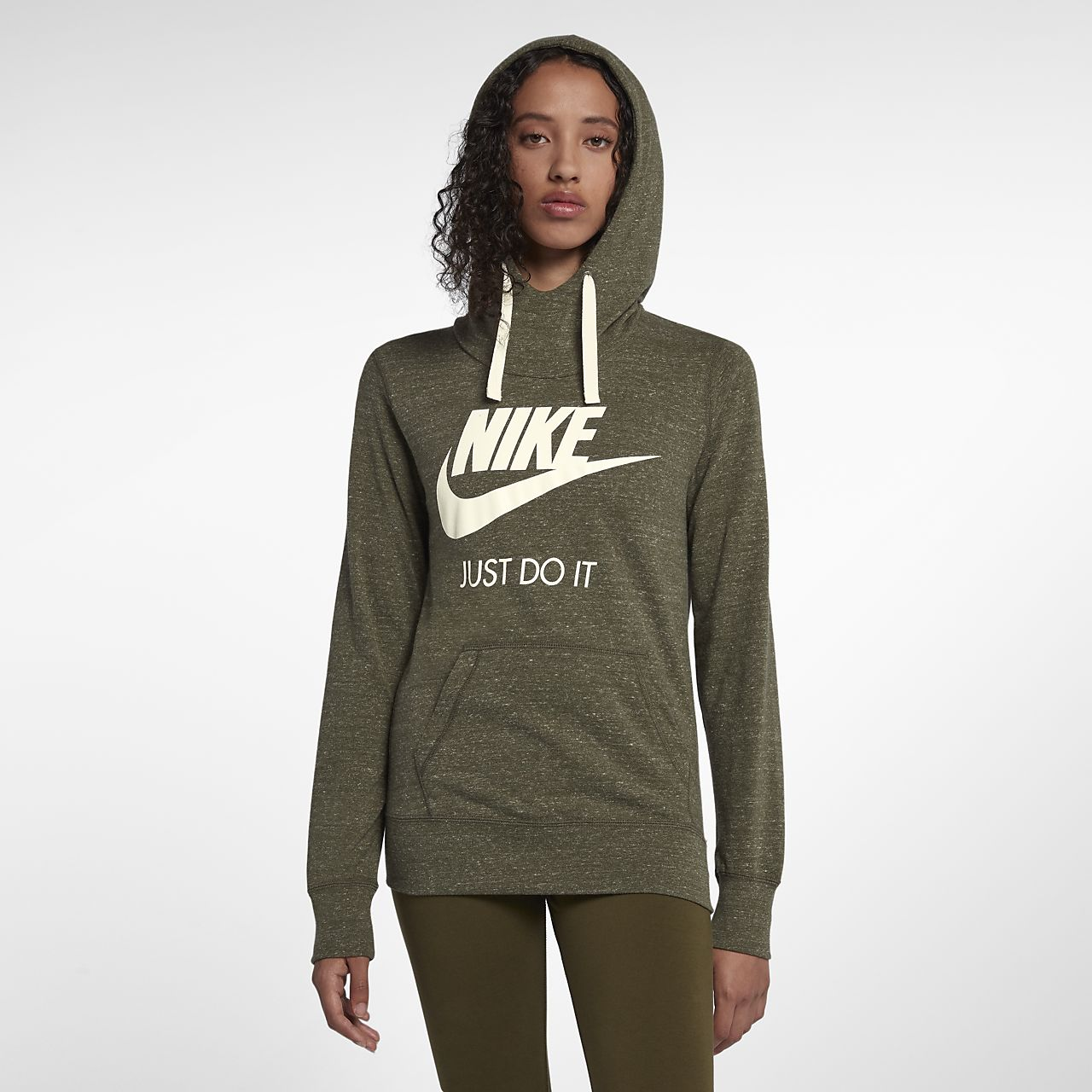 c052448087f4 Nike Sportswear Gym Vintage Women s Pullover Hoodie. Nike.com