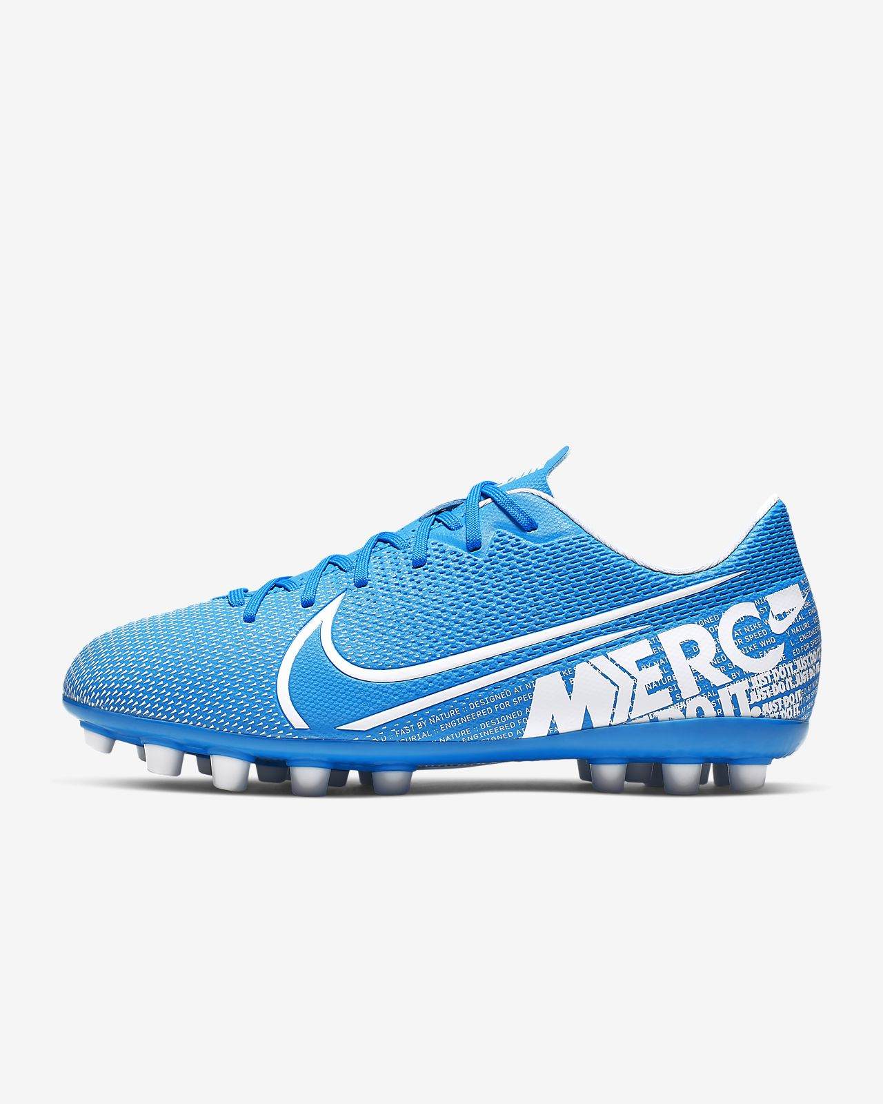 Calzado de fútbol para césped artificial para niños Nike Mercurial Vapor 13 Academy AG