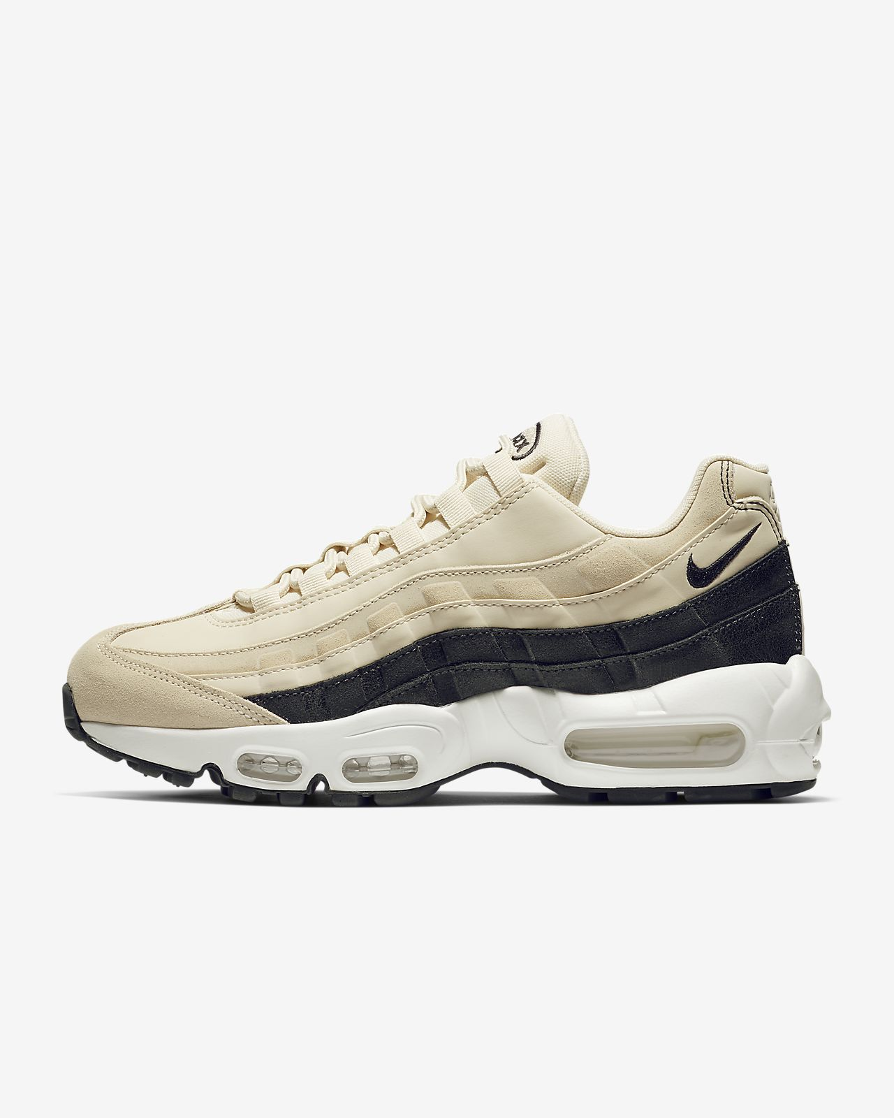 huge discount 3dab8 0152a ... Nike Air Max 95 Premium Women s Shoe