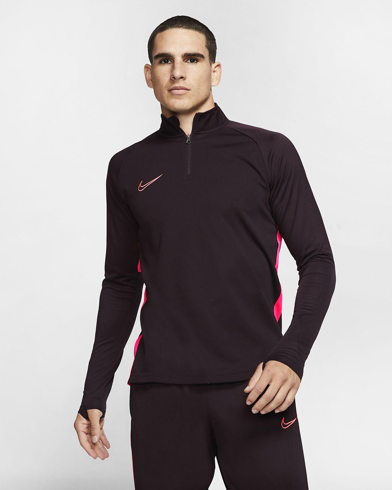Nike Dri-FIT Academy-fodboldtræningstop til mænd