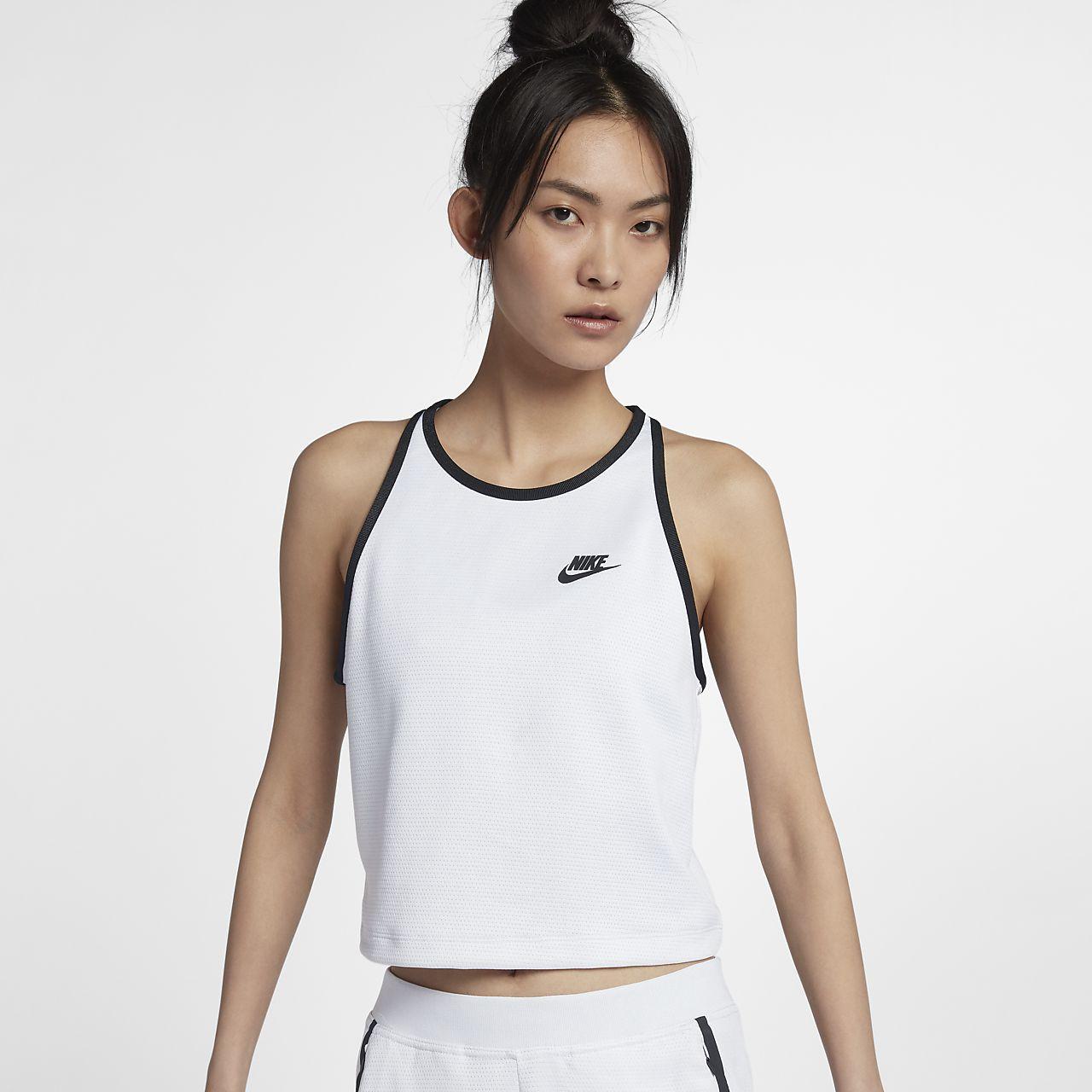 Canotta Nike Sportswear Tech Fleece - Donna