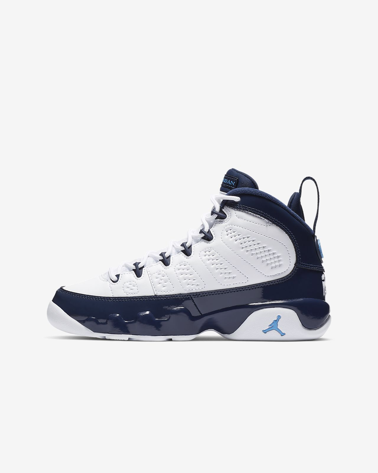 Air Jordan 9 Retro Big Kids  Shoe. Nike.com adfcc5a138