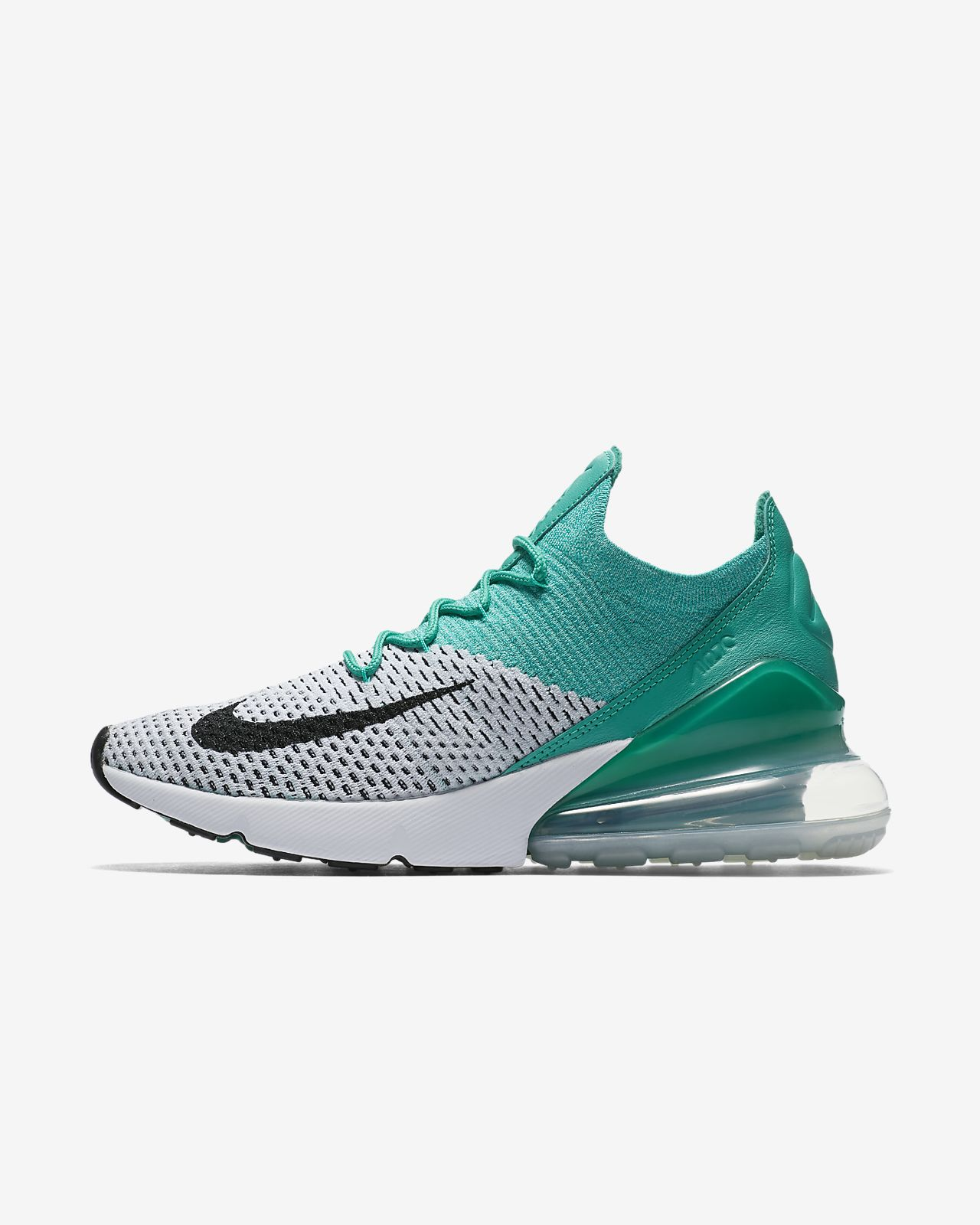b91602ce2e9 Nike Air Max 270 Flyknit Women s Shoe. Nike.com GB