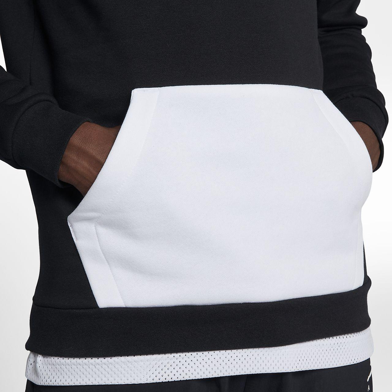 841025d233bf Jordan Jumpman Air Men s Fleece Pullover Hoodie. Nike.com