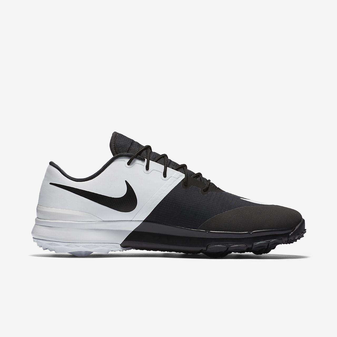 Nike FI Flex Wide Mens Golf Shoe