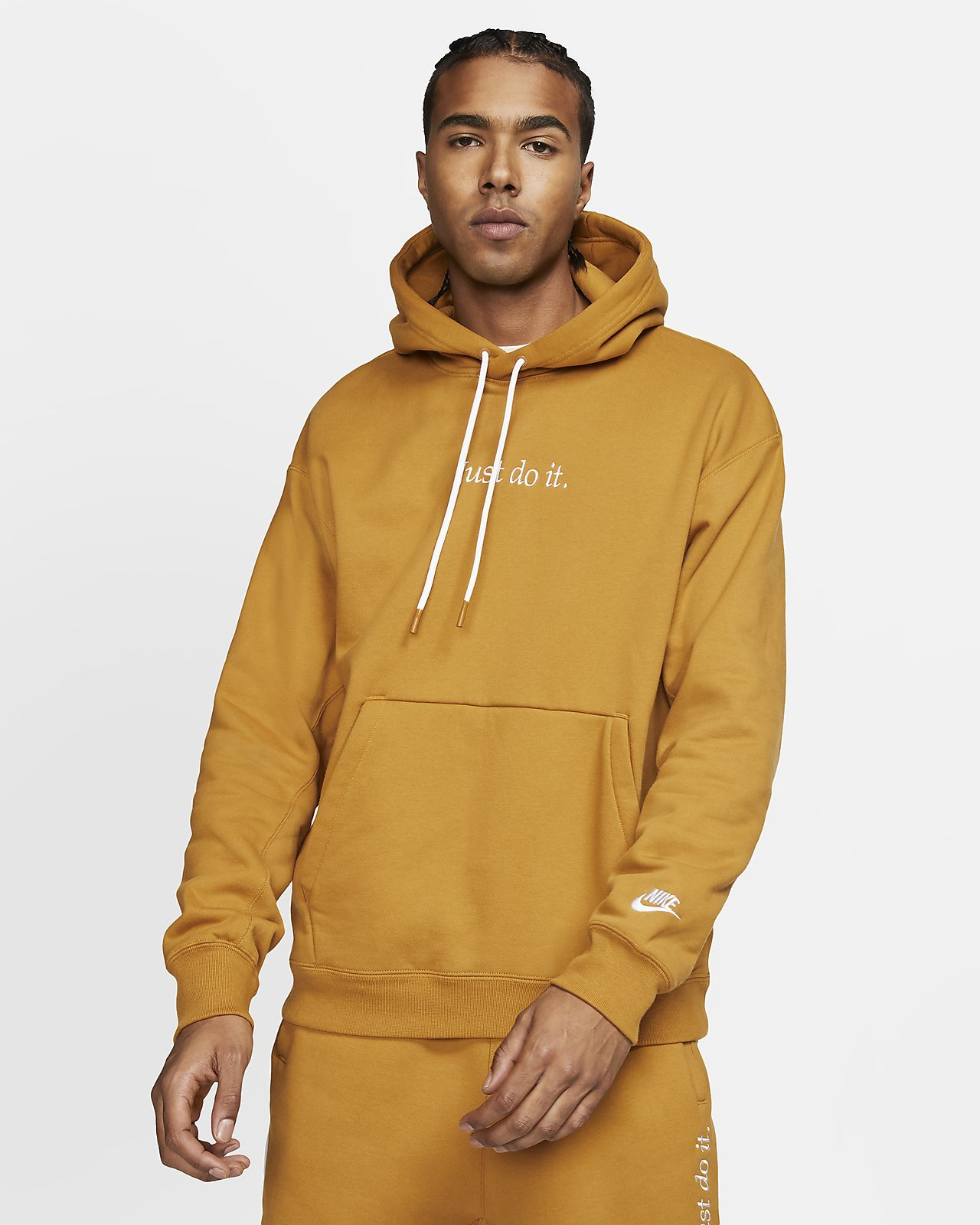 Nike Sportswear JDI Heavyweight Men's Fleece Pullover Hoodie