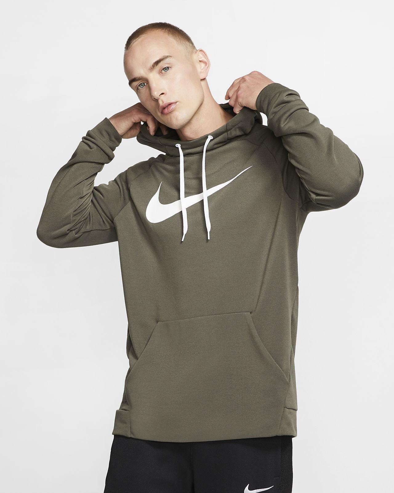 Męska bluza treningowa z kapturem Nike Dri-FIT
