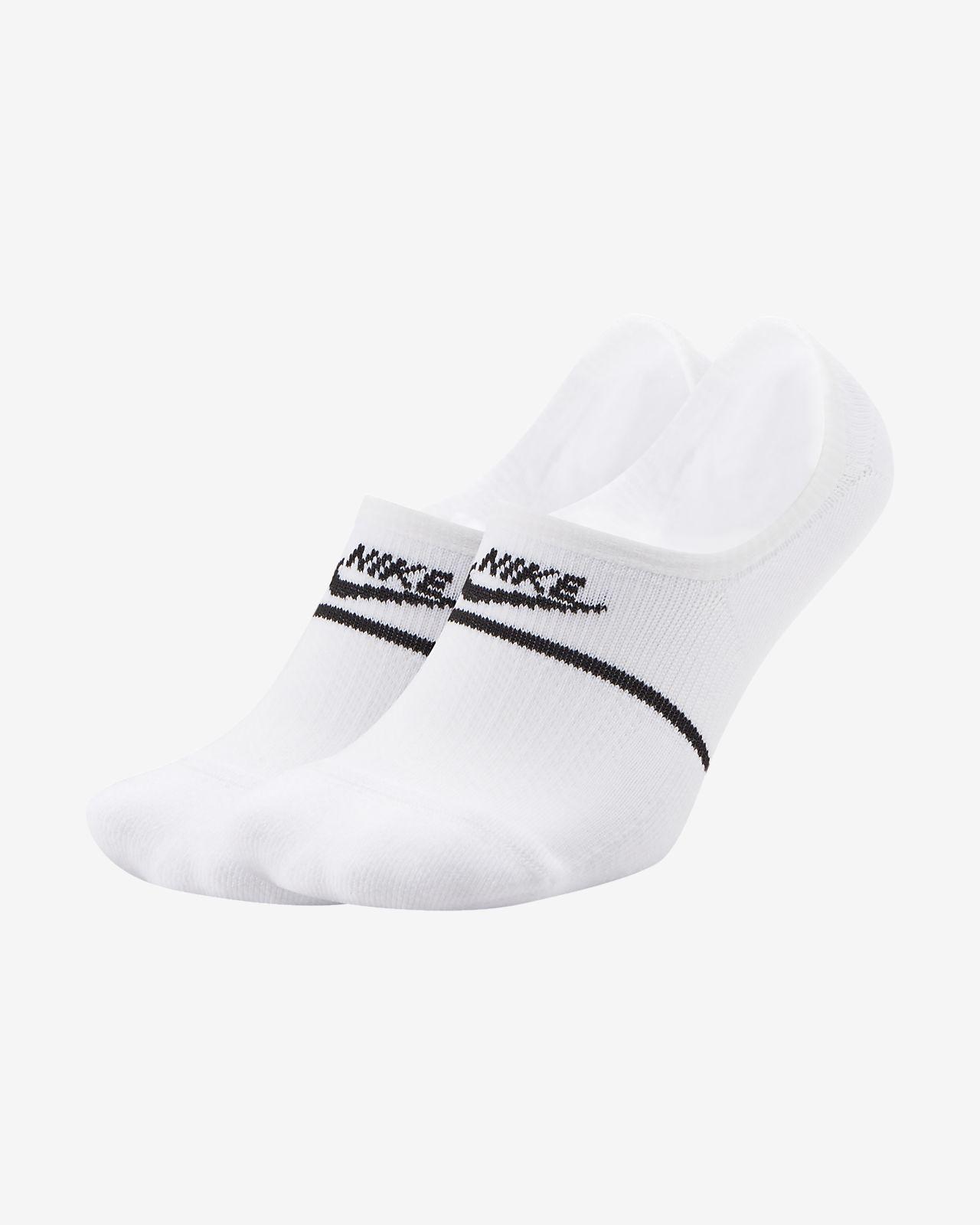 Nike SNEAKR Sox Essential No-Show sokker (2 par)