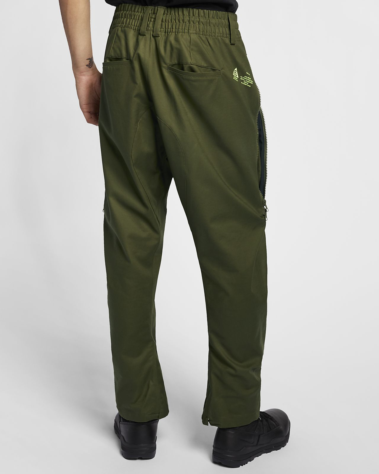 finest selection 6409d 11284 ... NikeLab ACG Men s Cargo Trousers