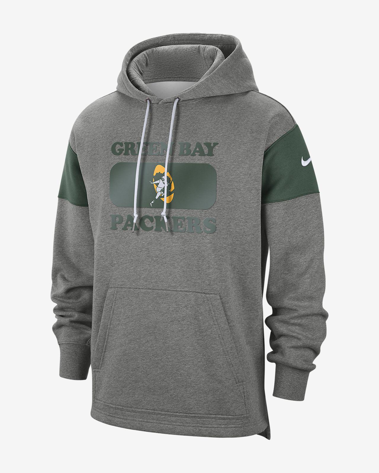 online store 9531d 572d1 Nike (NFL Packers) Men's Hoodie