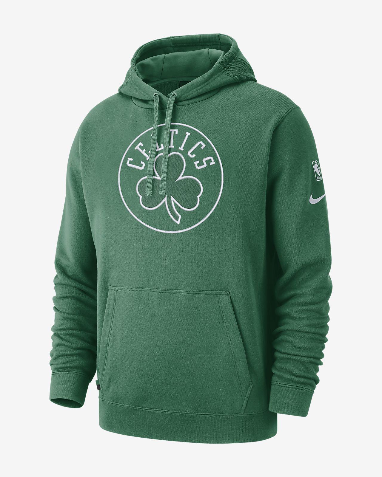 NBA-huvtröja Boston Celtics Nike för män