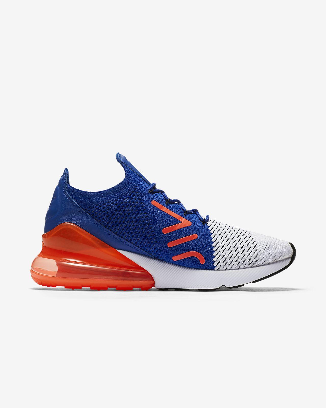 Nike Air Max 270 Flyknit Men's Shoe