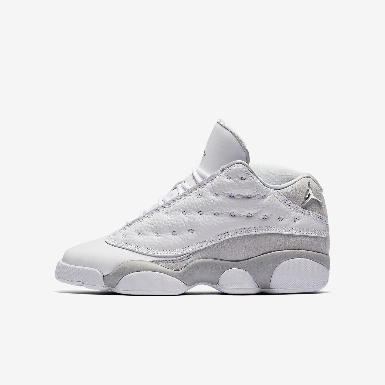 รองเท้าเด็กโต Air Jordan 13 Retro Low