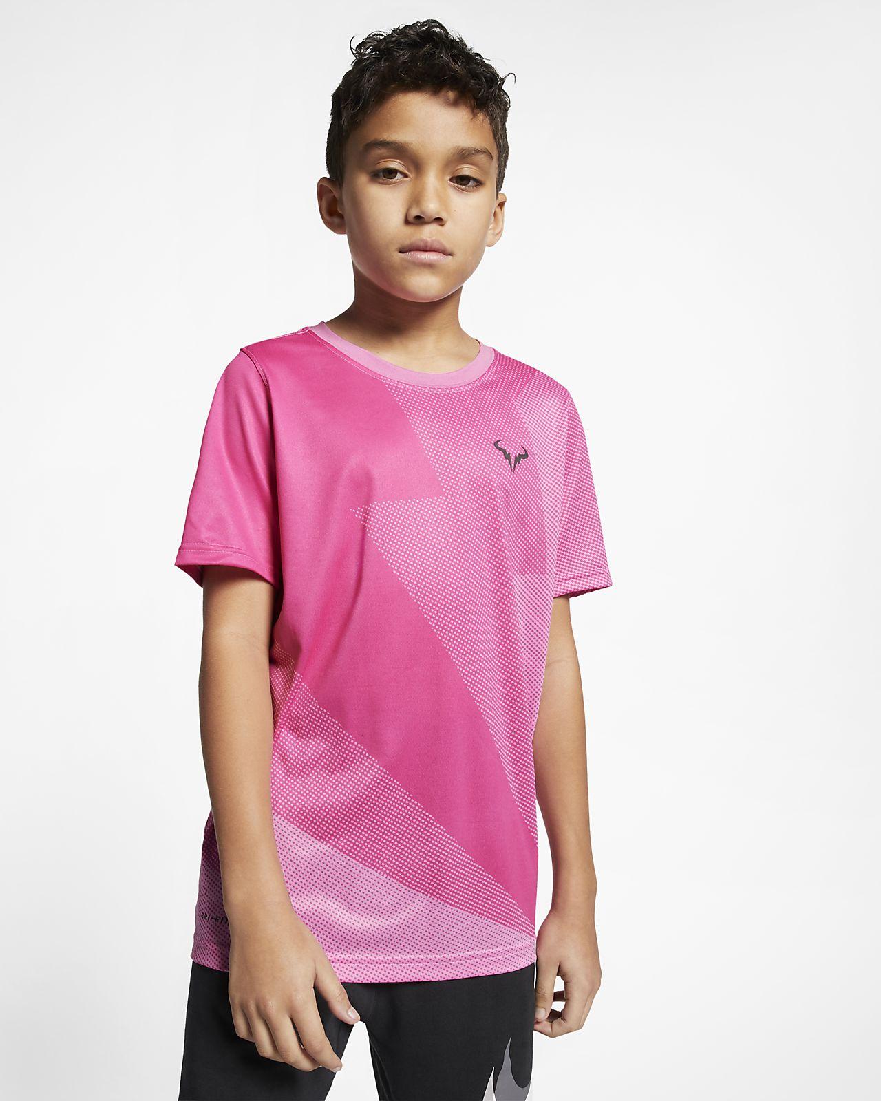 25ee2b43f7 Rafa Big Kids' (Boys') Tennis T-Shirt